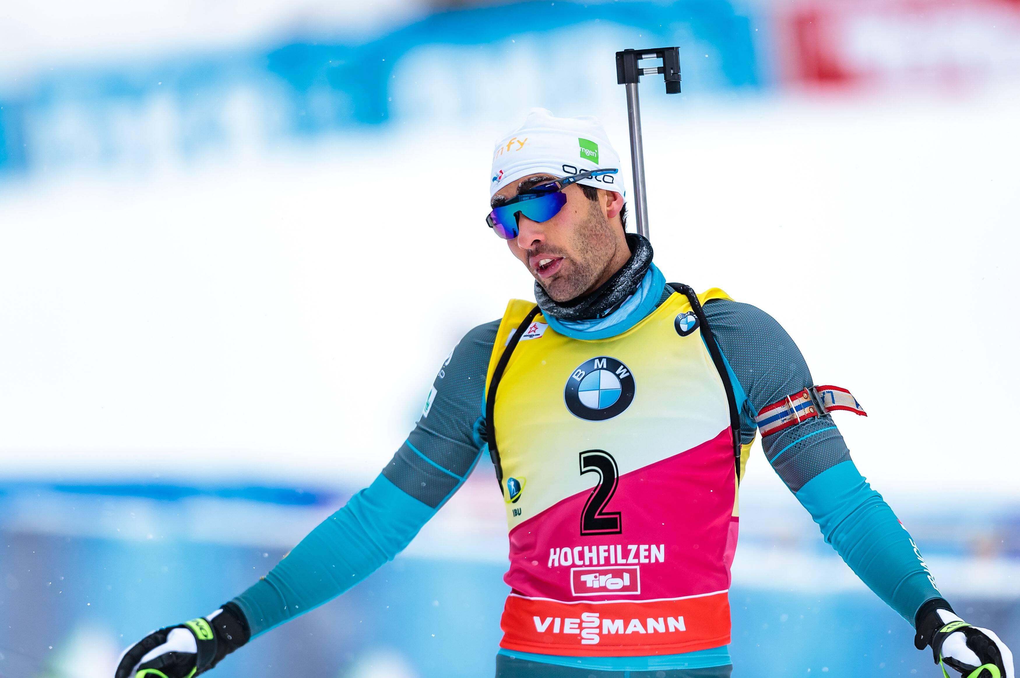 Sports d'hiver - Martin Fourcade veut chasser les doutes