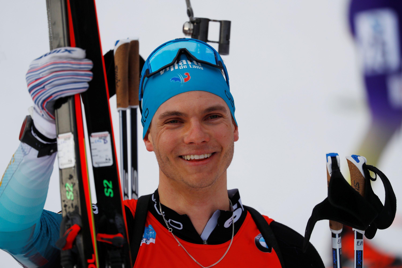 Mondiaux de biathlon : Emilien Jacquelin, l'acte de naissance d'un champion