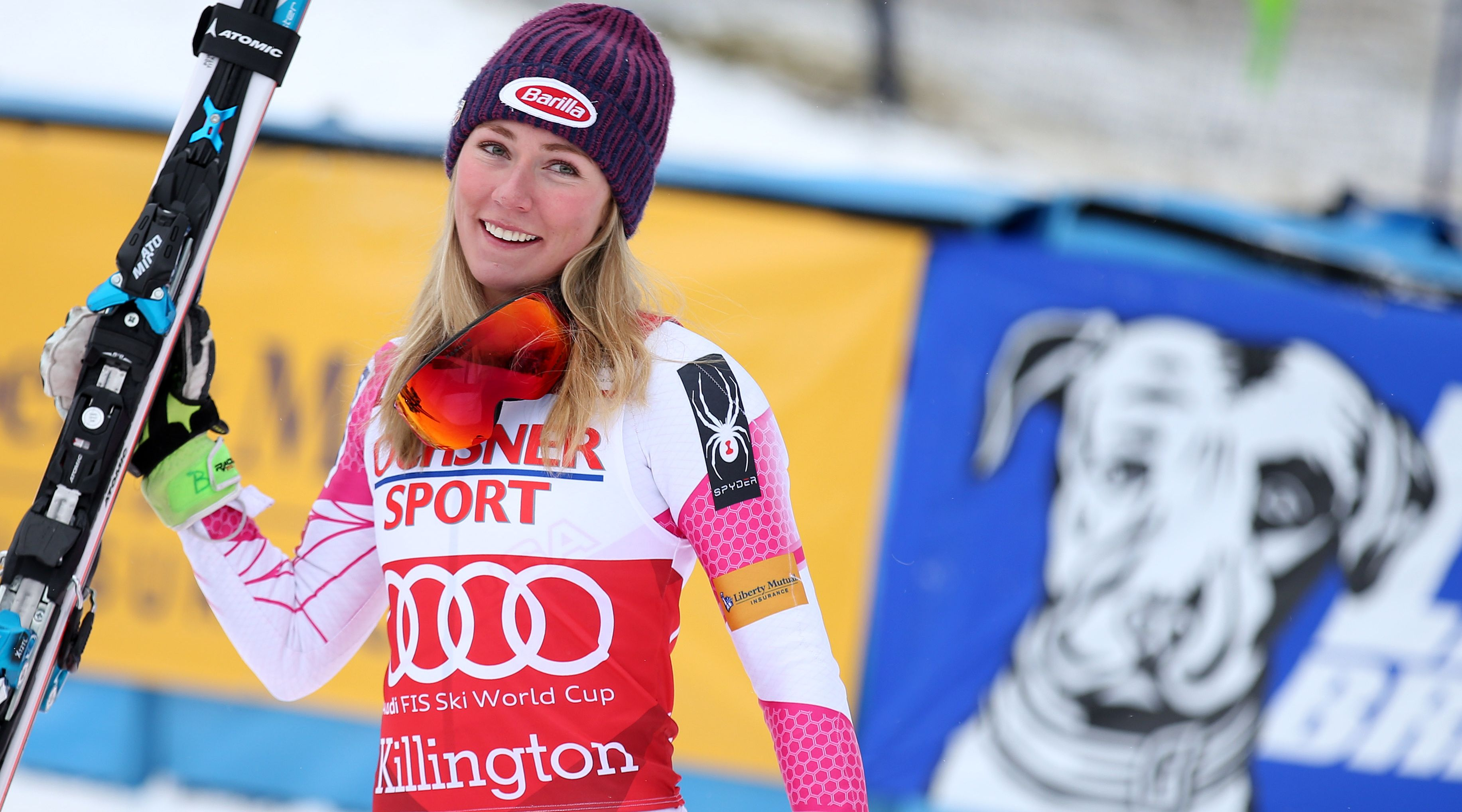 Sports d'hiver - Slalom : Shiffrin reçue 10 sur 10
