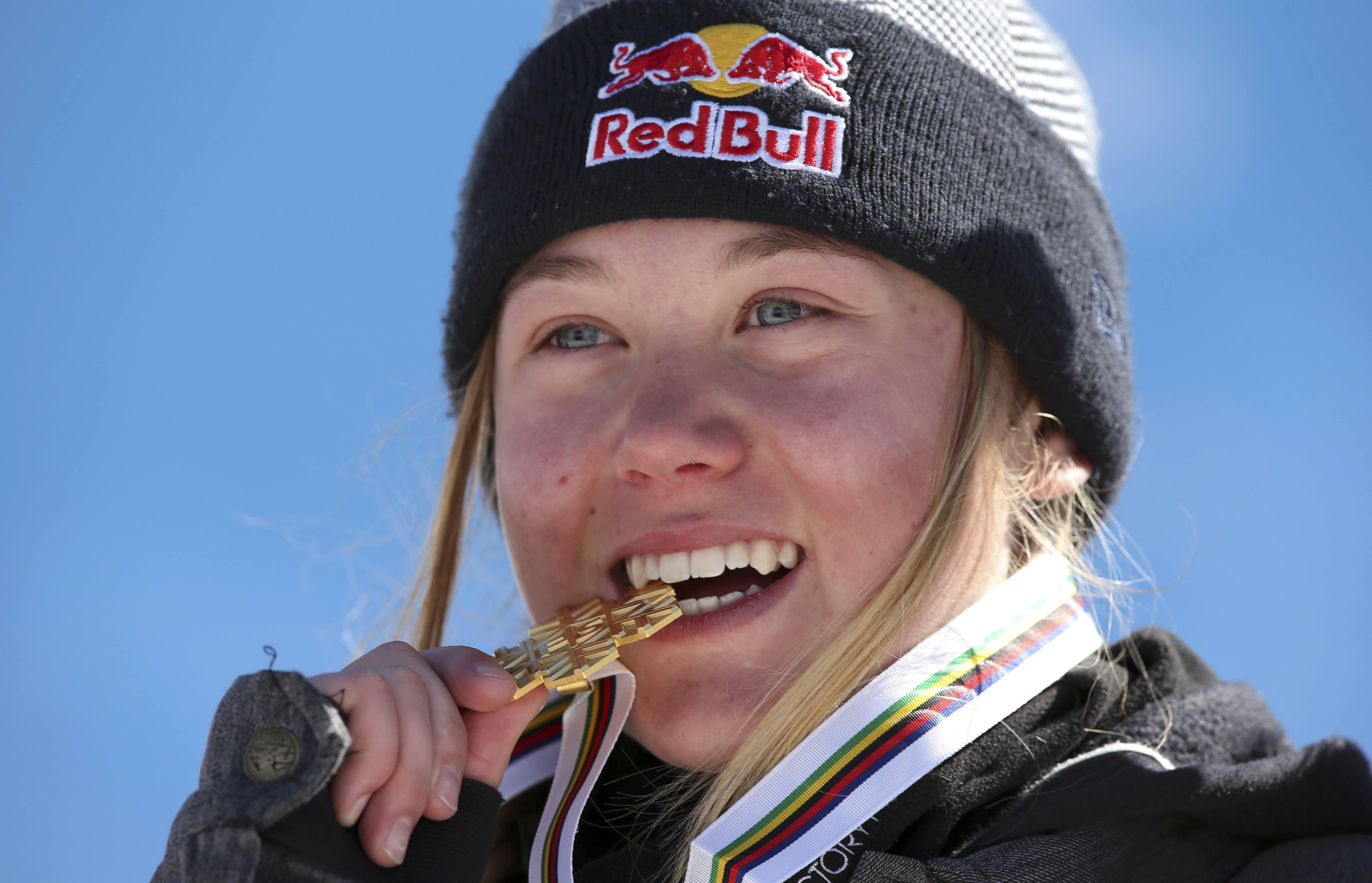 Sports d'hiver - Tess Ledeux, déjà tout d'une grande