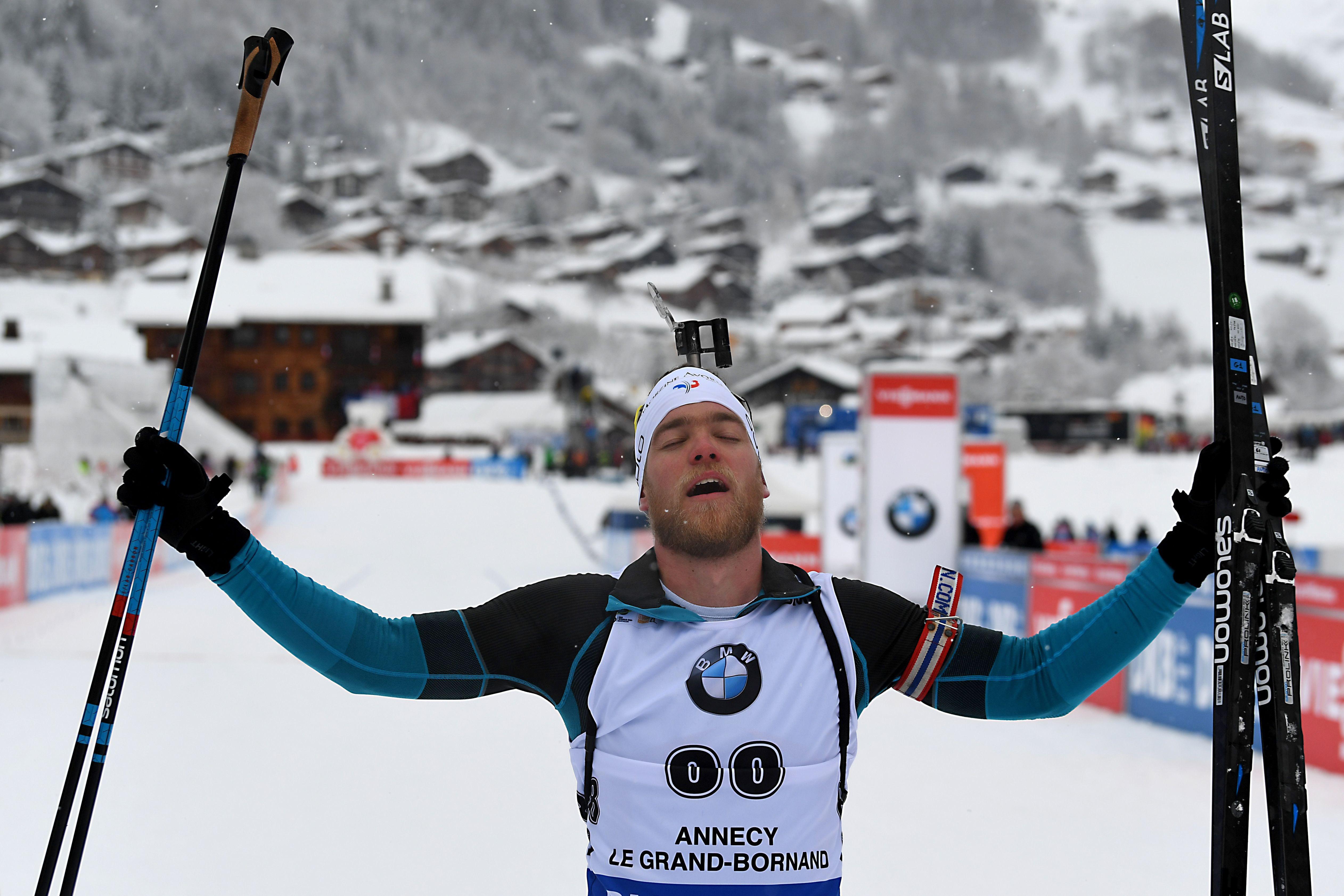 Sports d'hiver - Le joli conte de Noël d'Antonin Guigonnat