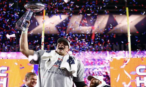 Génération Patriots ! - Sports US -