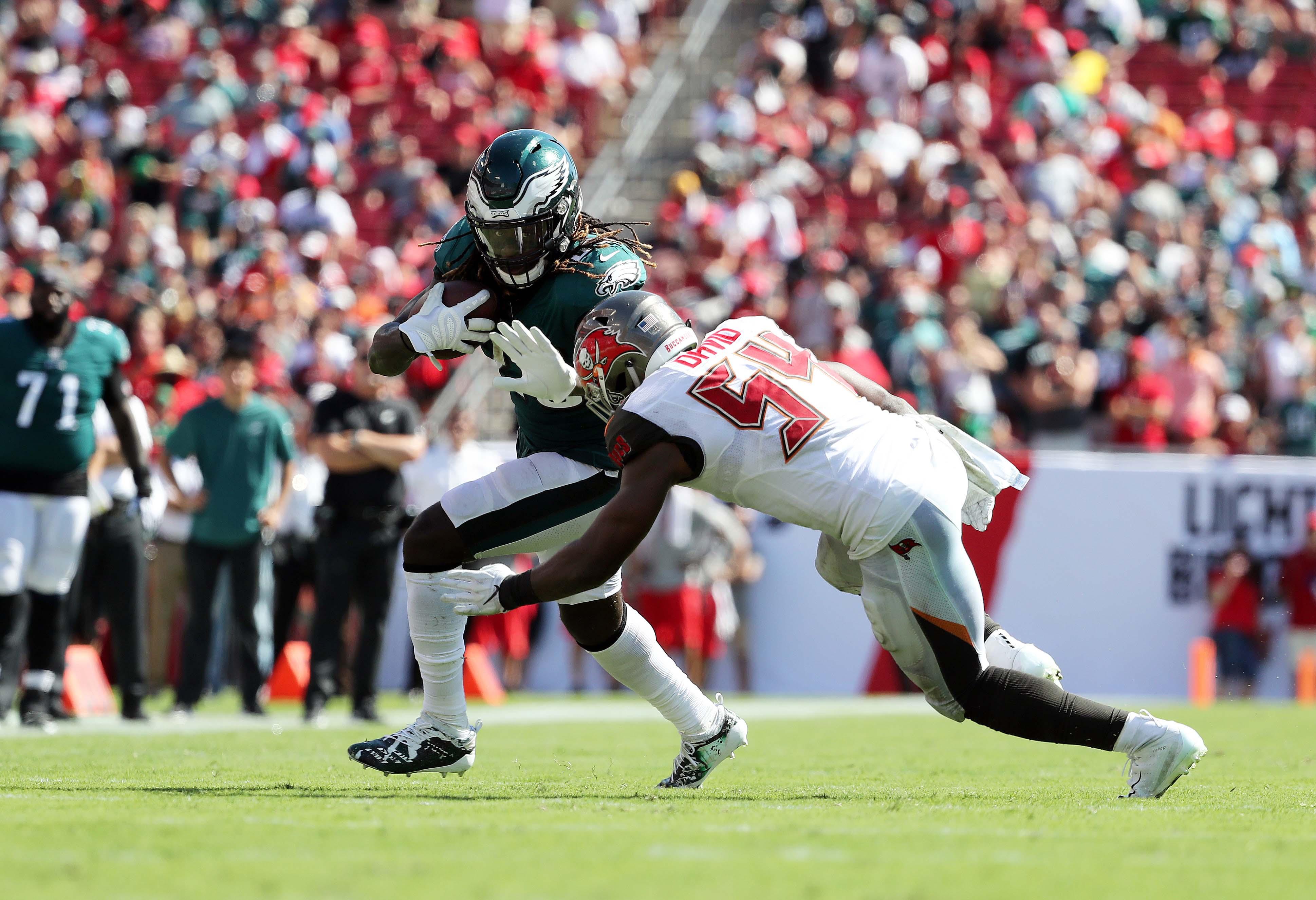 Sports US - Le point NFL : Les Eagles déjà battus