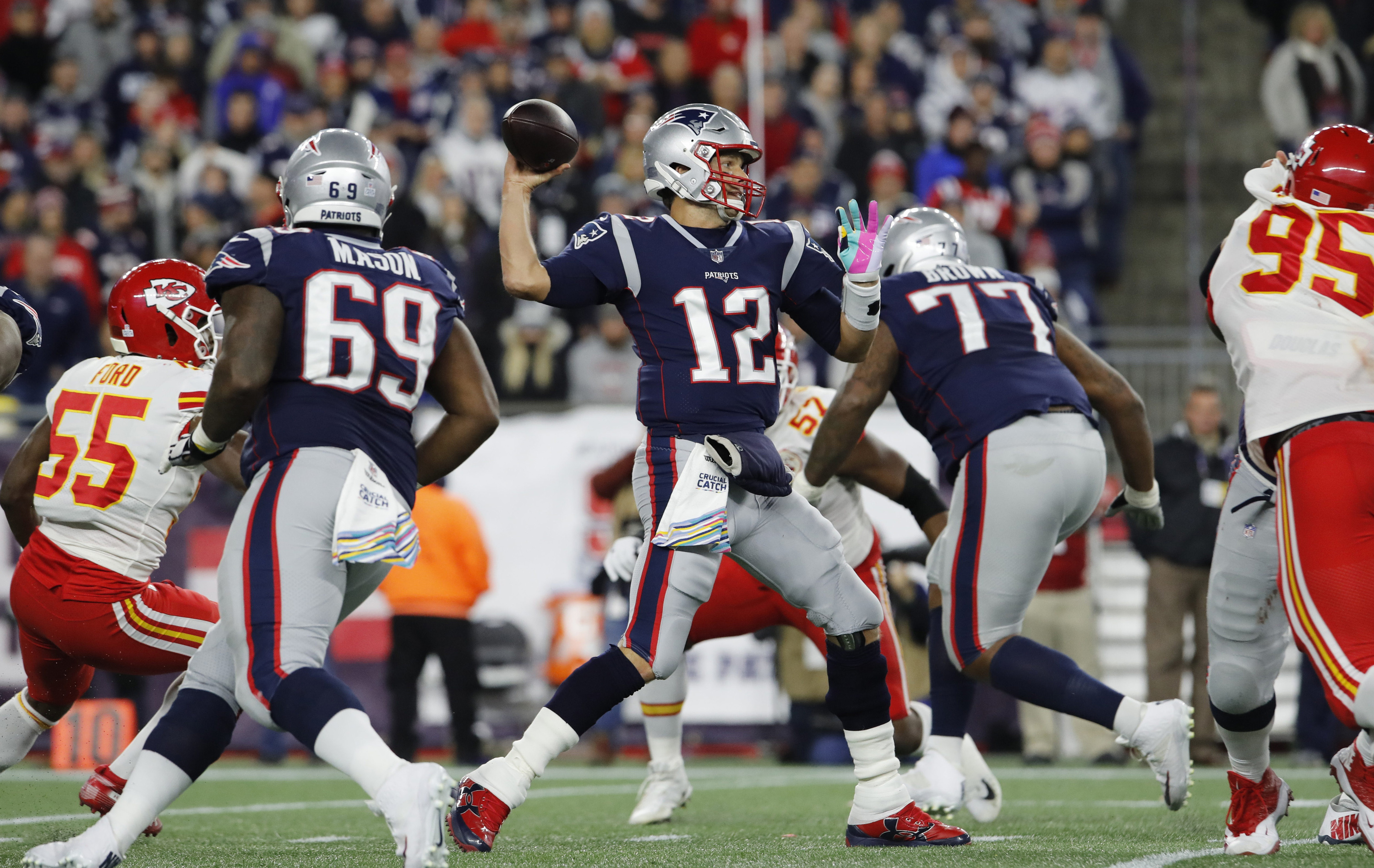 Sports US - Le point NFL : Les Patriots sont lancés