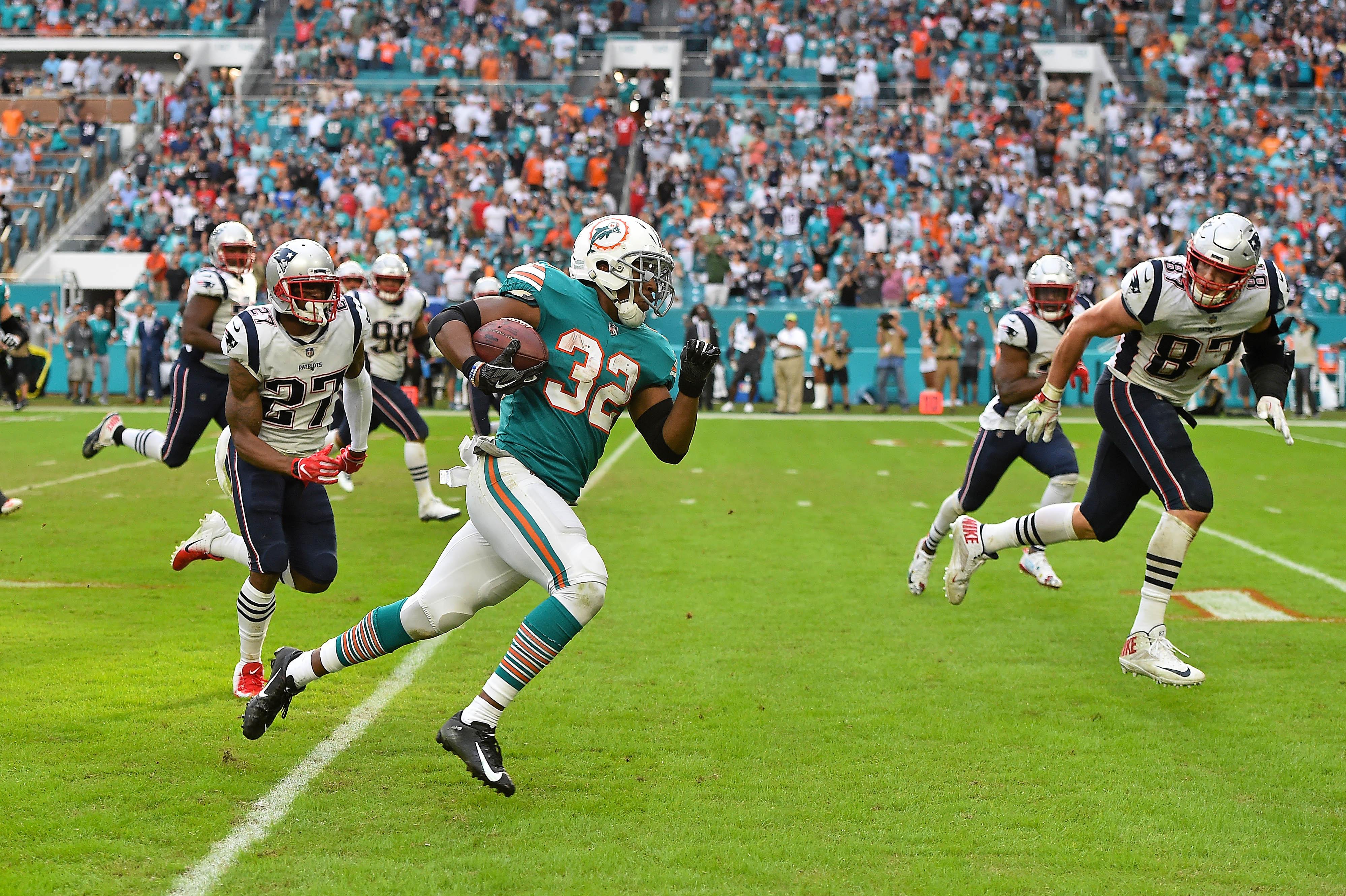 Sports US - Le touchdown fou des Dolphins