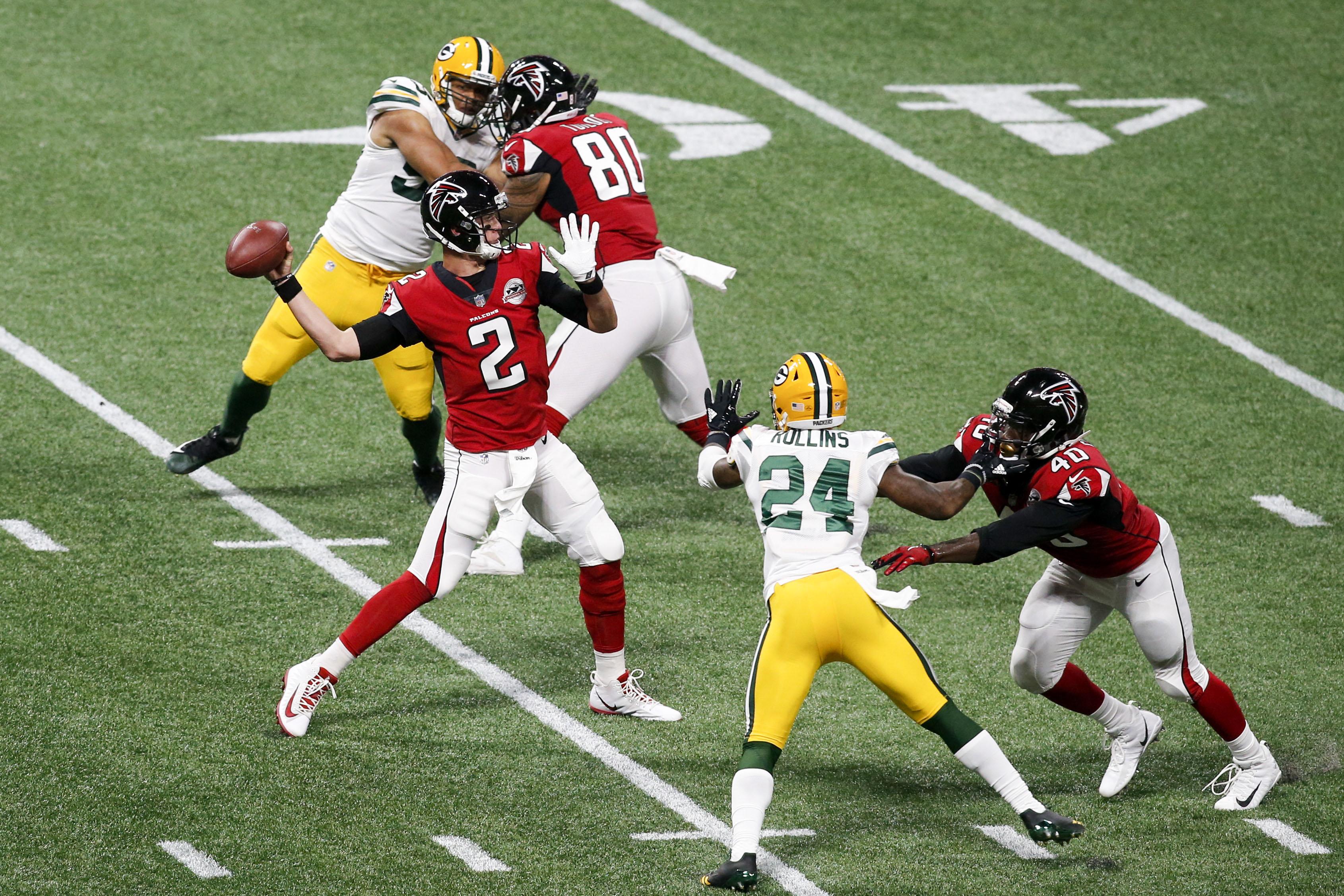 Sports US - NFL : Atlanta impressionne toujours