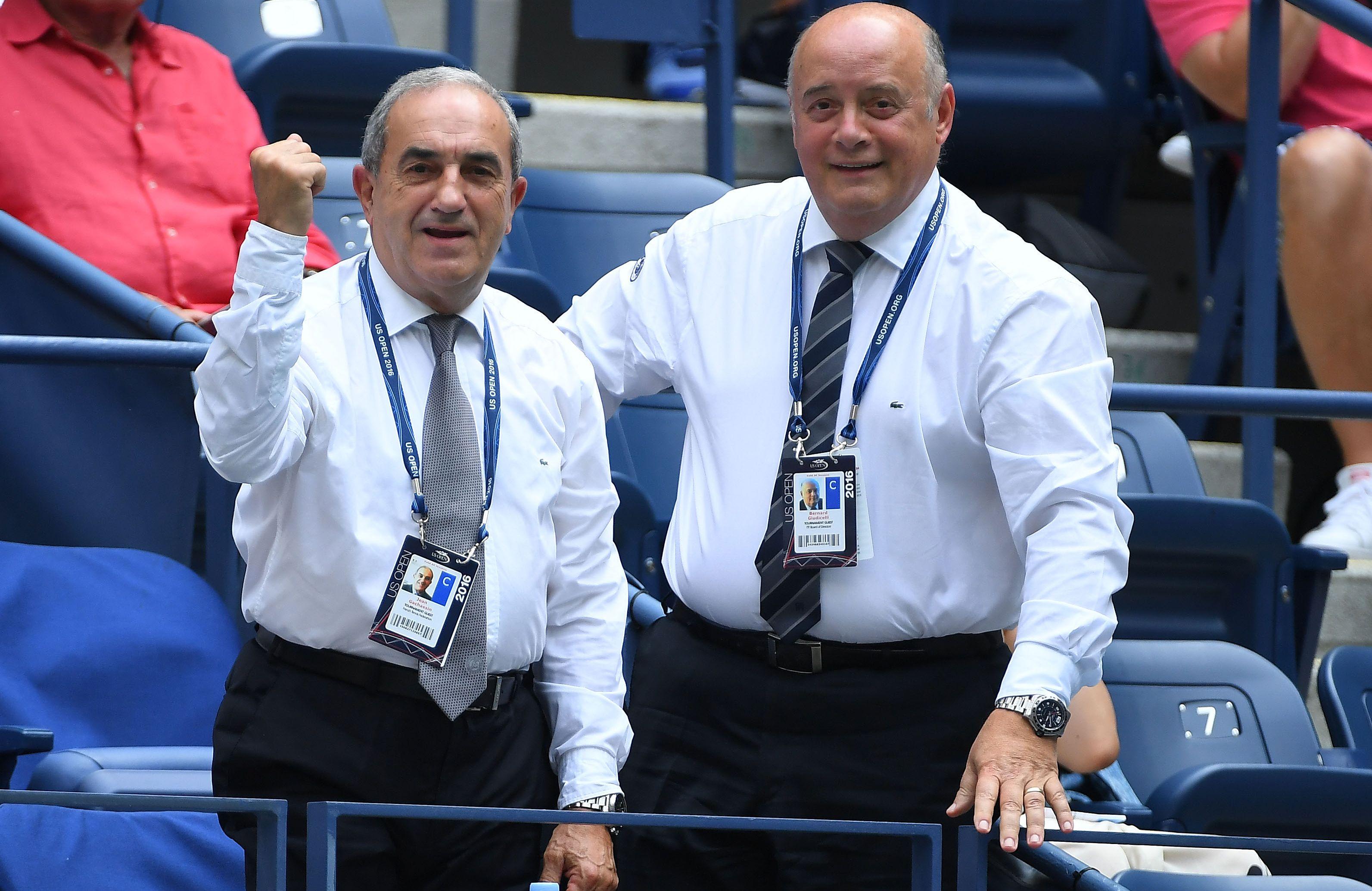 Tennis : Giudicelli, le nouveau patron du tennis français