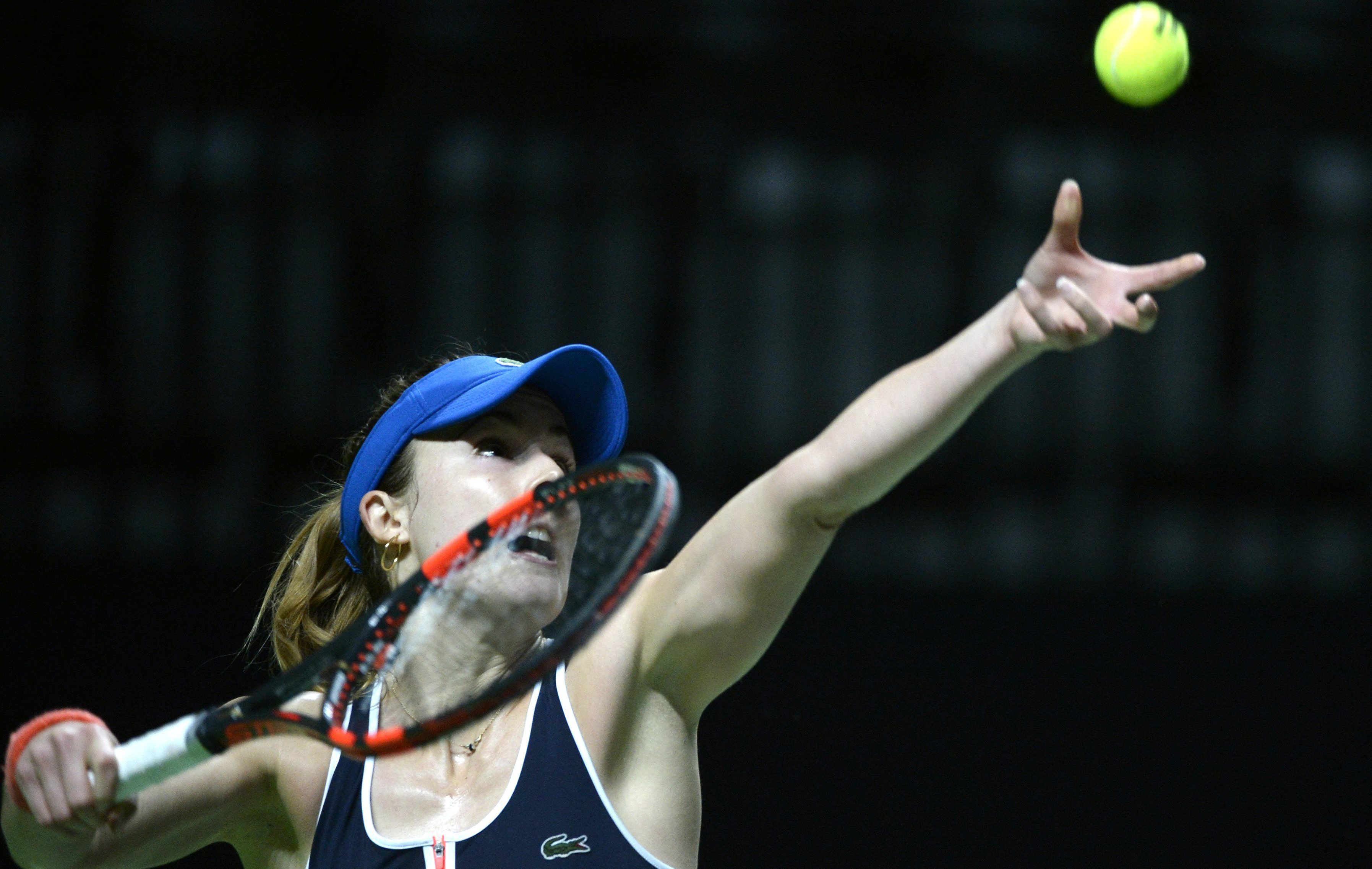 Tennis - Aliz� Cornet � la poursuite du Top 10