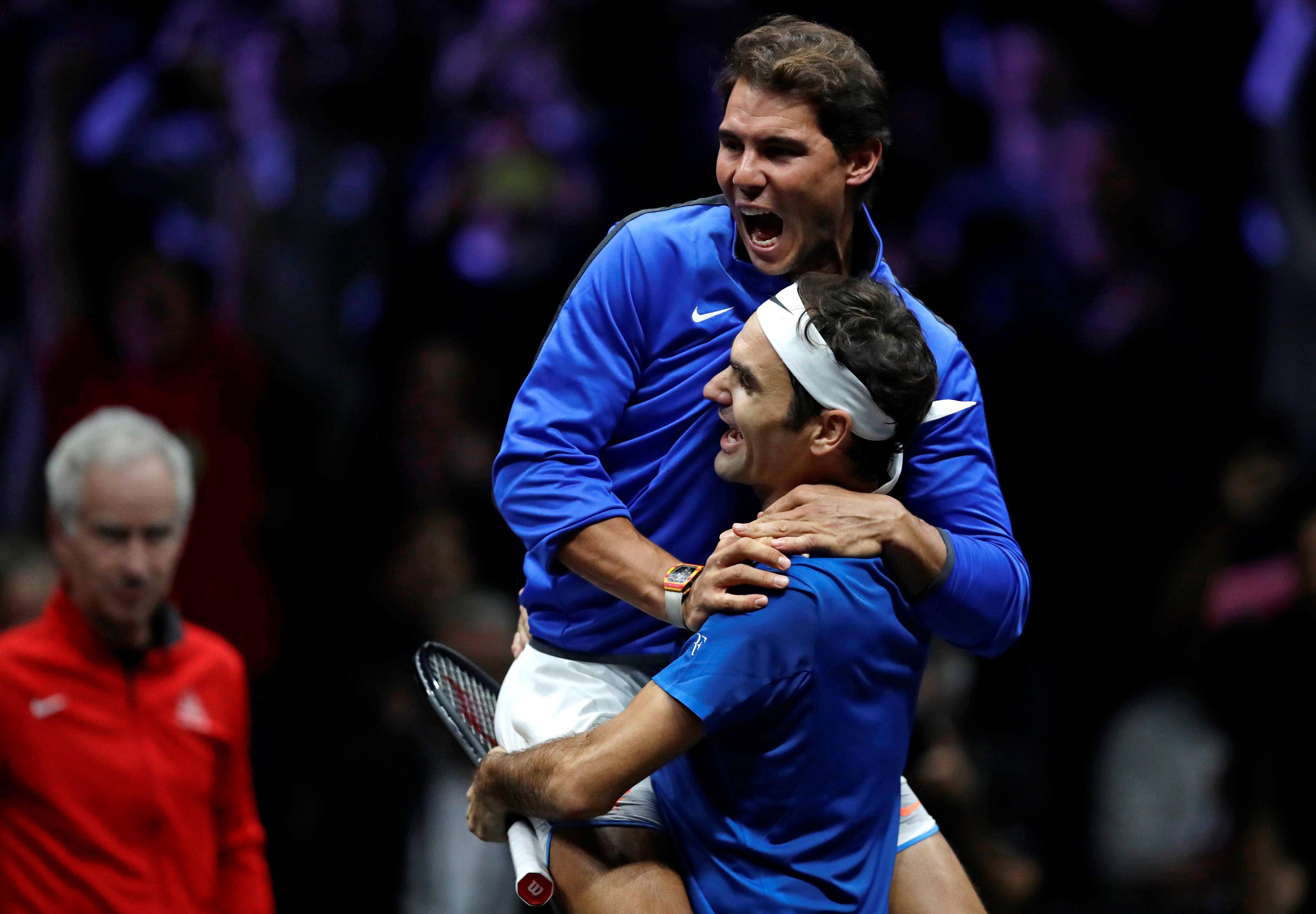 Tennis - Avec la Laver Cup, Roger Federer a réussi son show