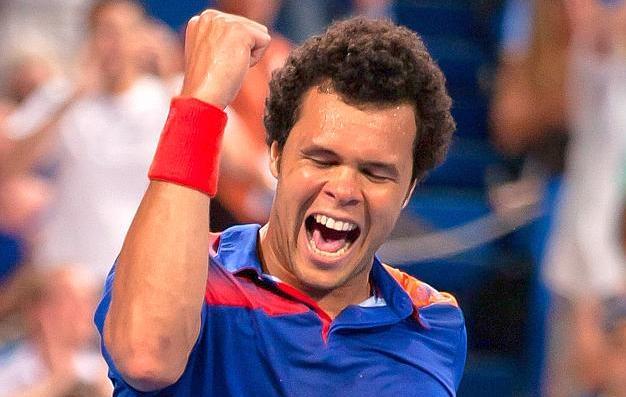 Tennis - Cornet et Tsonga soul�vent la Hopman Cup