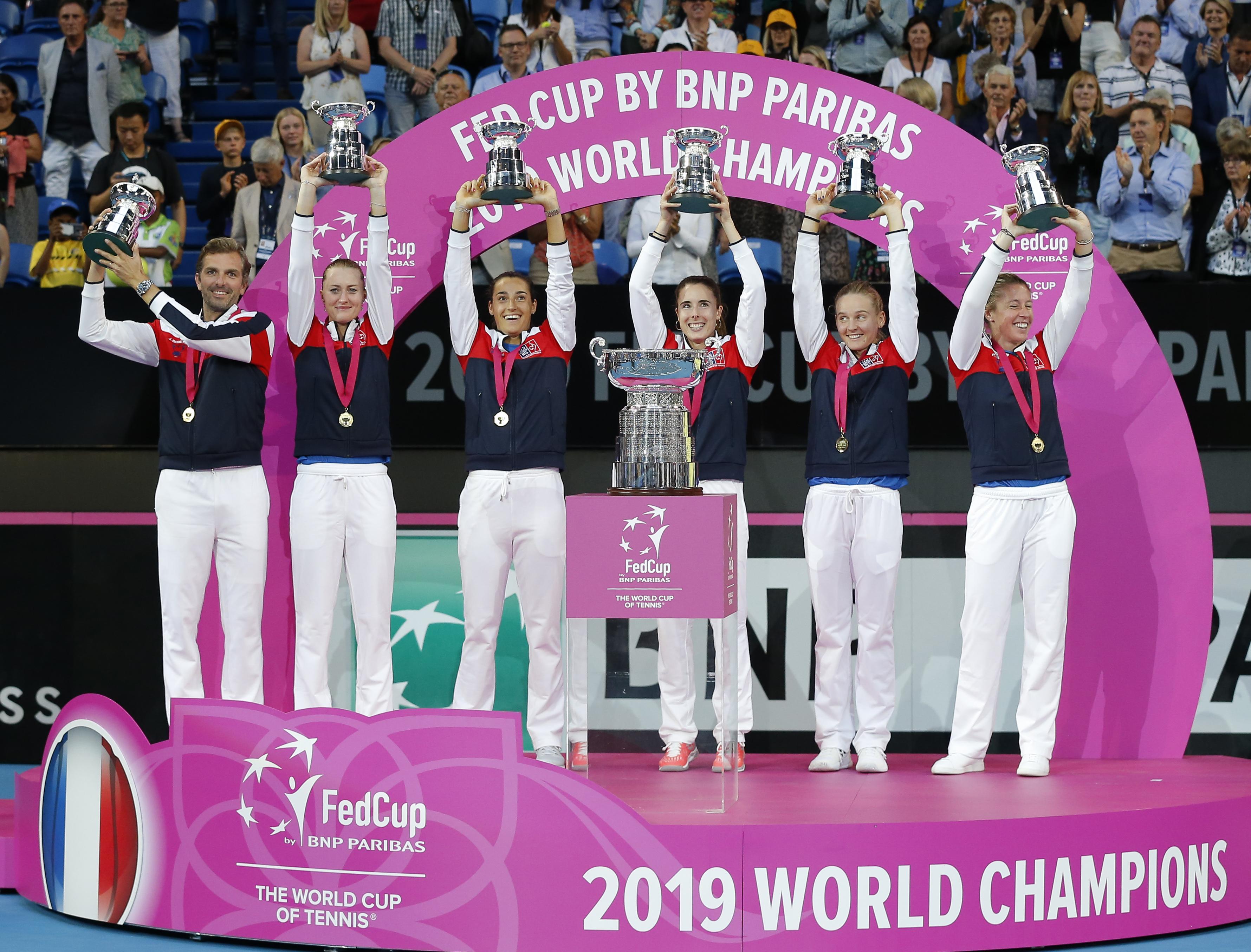 Tennis - Coronavirus : la Fed Cup reportée, le Masters 1000 de Monte-Carlo à huis clos ?