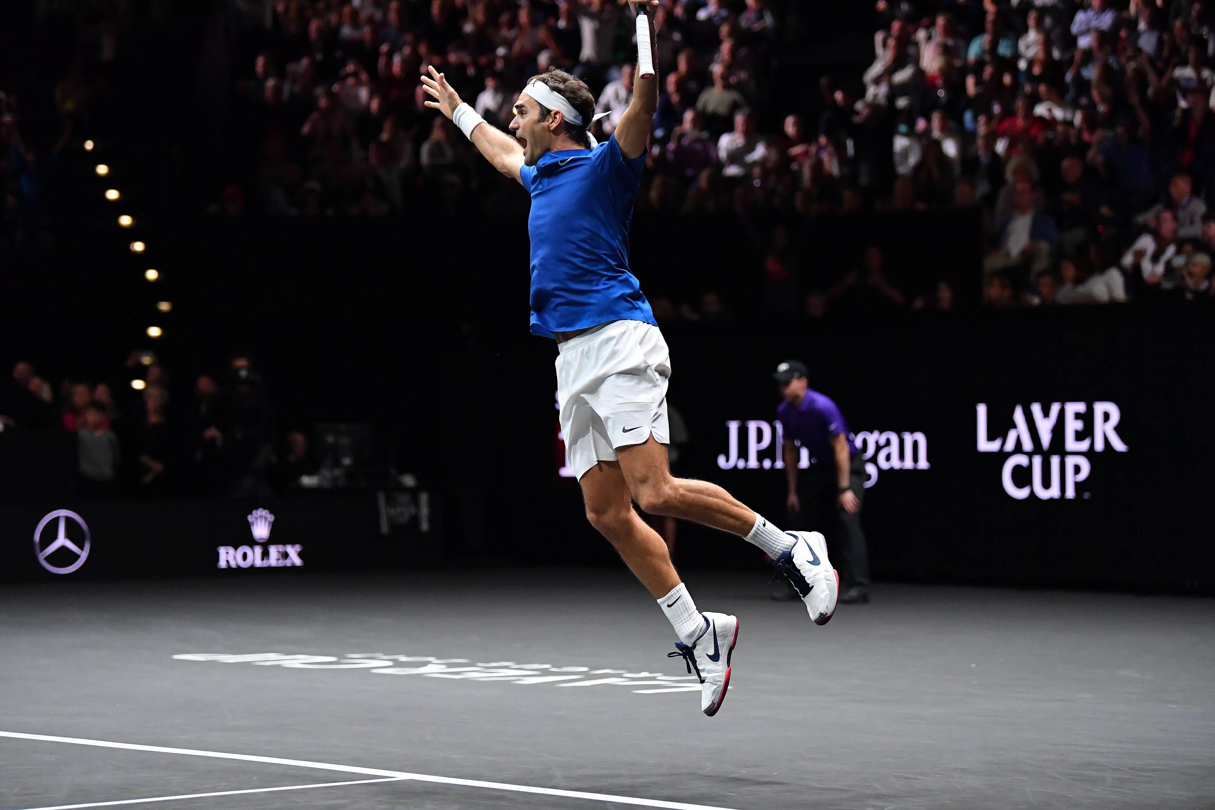 Tennis - Federer et des étoiles pour faire briller la Laver Cup