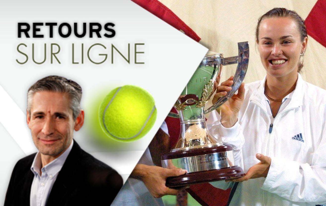 Tennis : Federer-Hingis, �toiles contraires