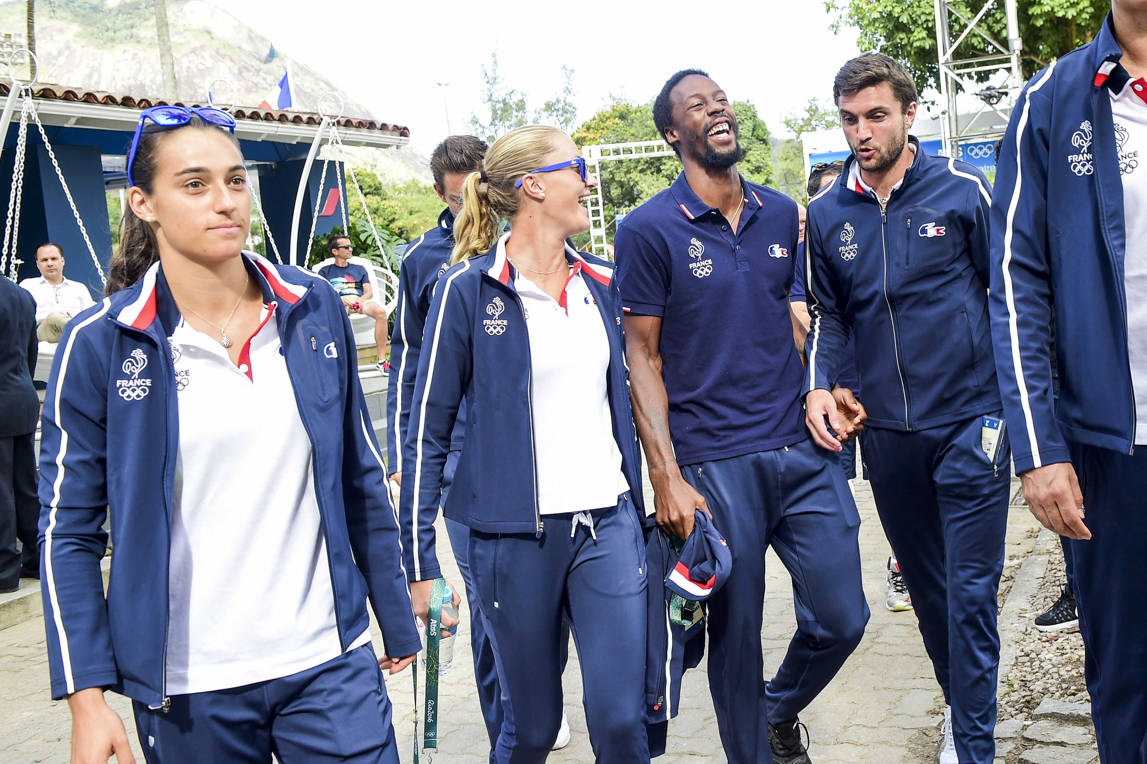 Tennis - Giudicelli trace la ligne bleue pour Monfils, Garcia et les autres