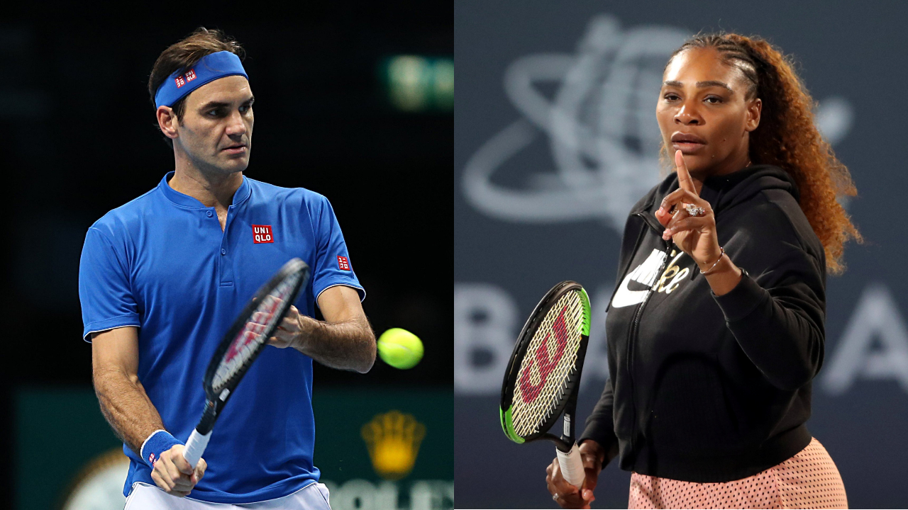 Tennis - Hopman Cup : Roger Federer contre Serena Williams le 1er janvier