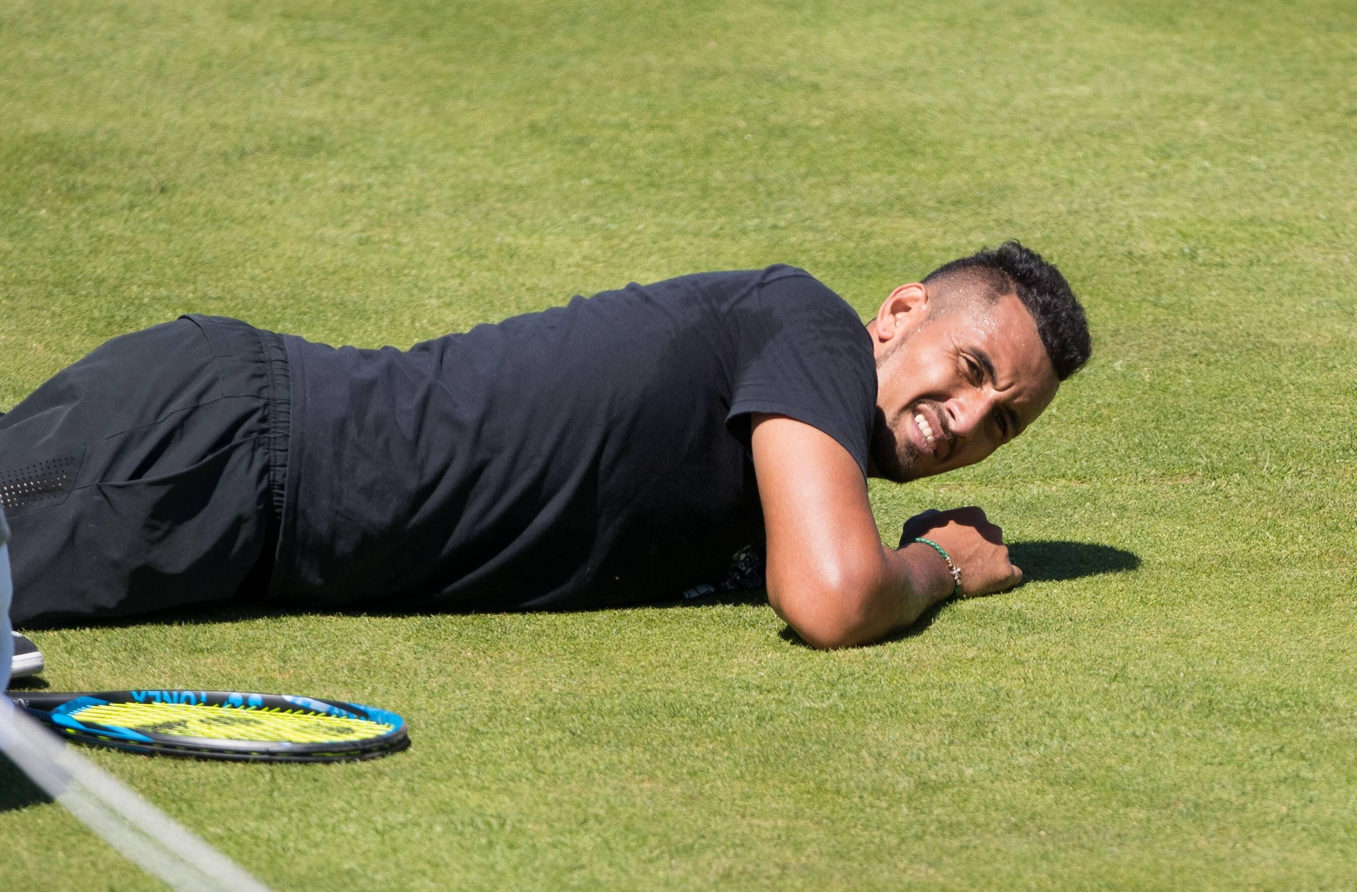 Tennis - Les multiples dérapages de Kyrgios