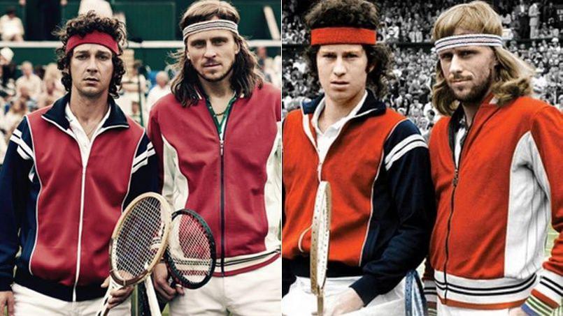 Tennis - McEnroe sceptique à l'idée de voir Shia Labeouf tenir sa raquette