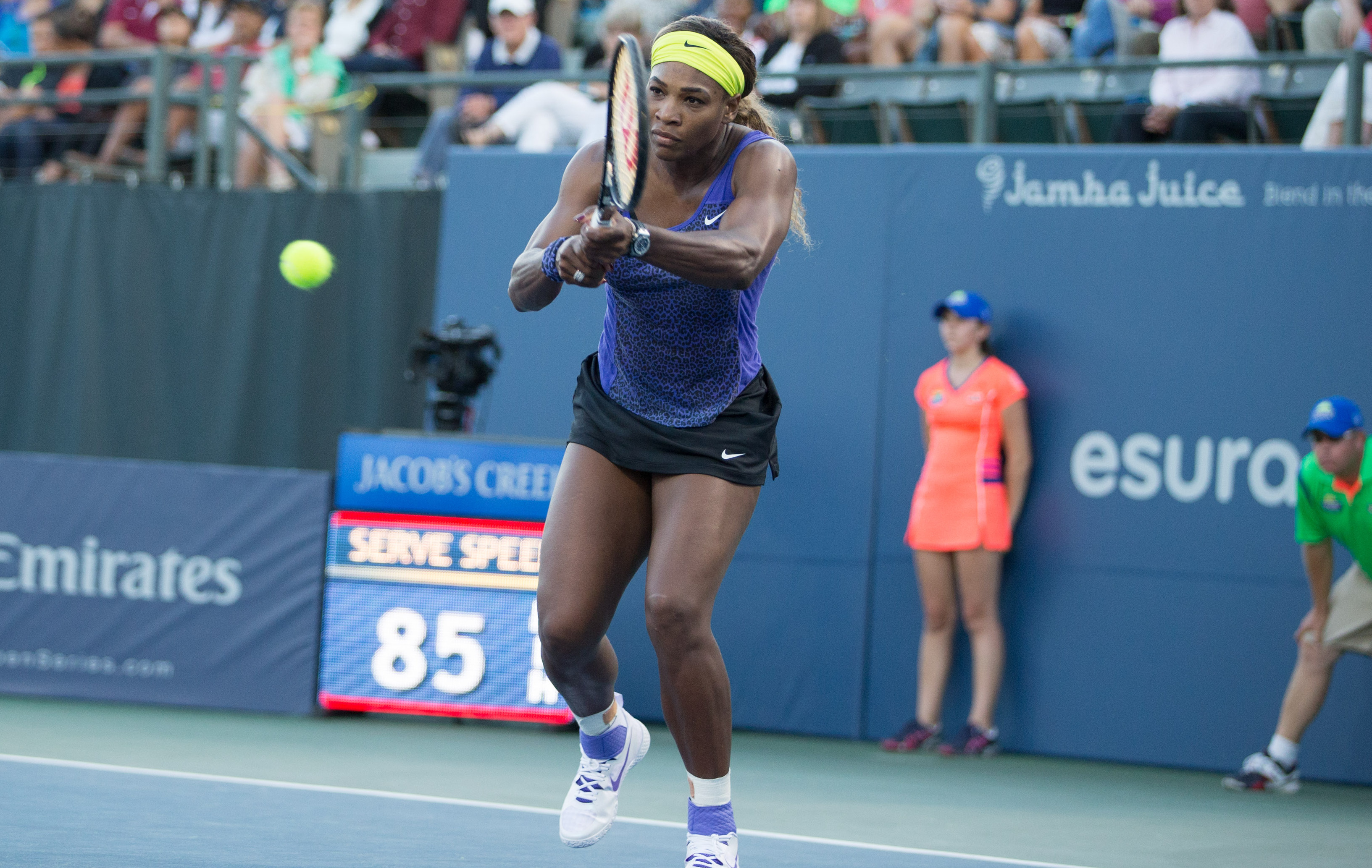 Tennis : Serena soigne son retour