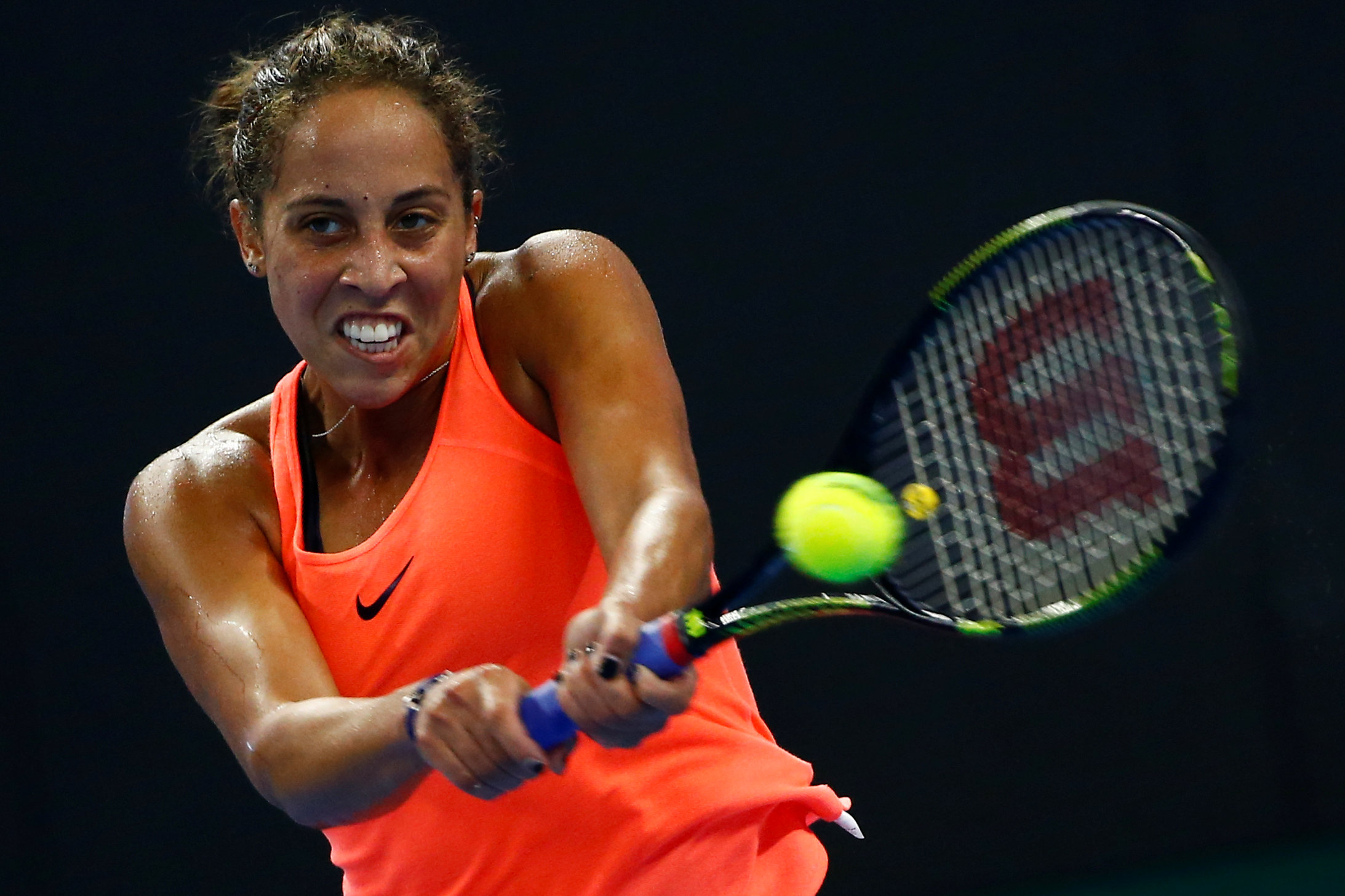 Tennis - «Singe», «cancer du tennis» : Madison Keys enrage contre les insultes racistes