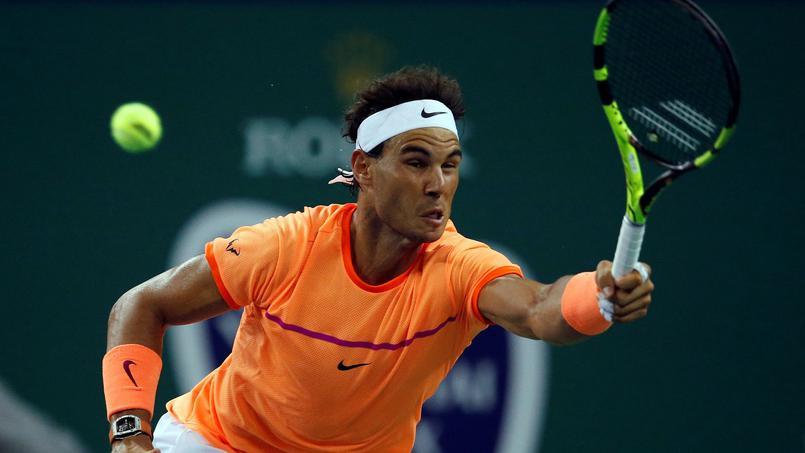 Tennis : Une greffe de cheveux pour Rafael Nadal