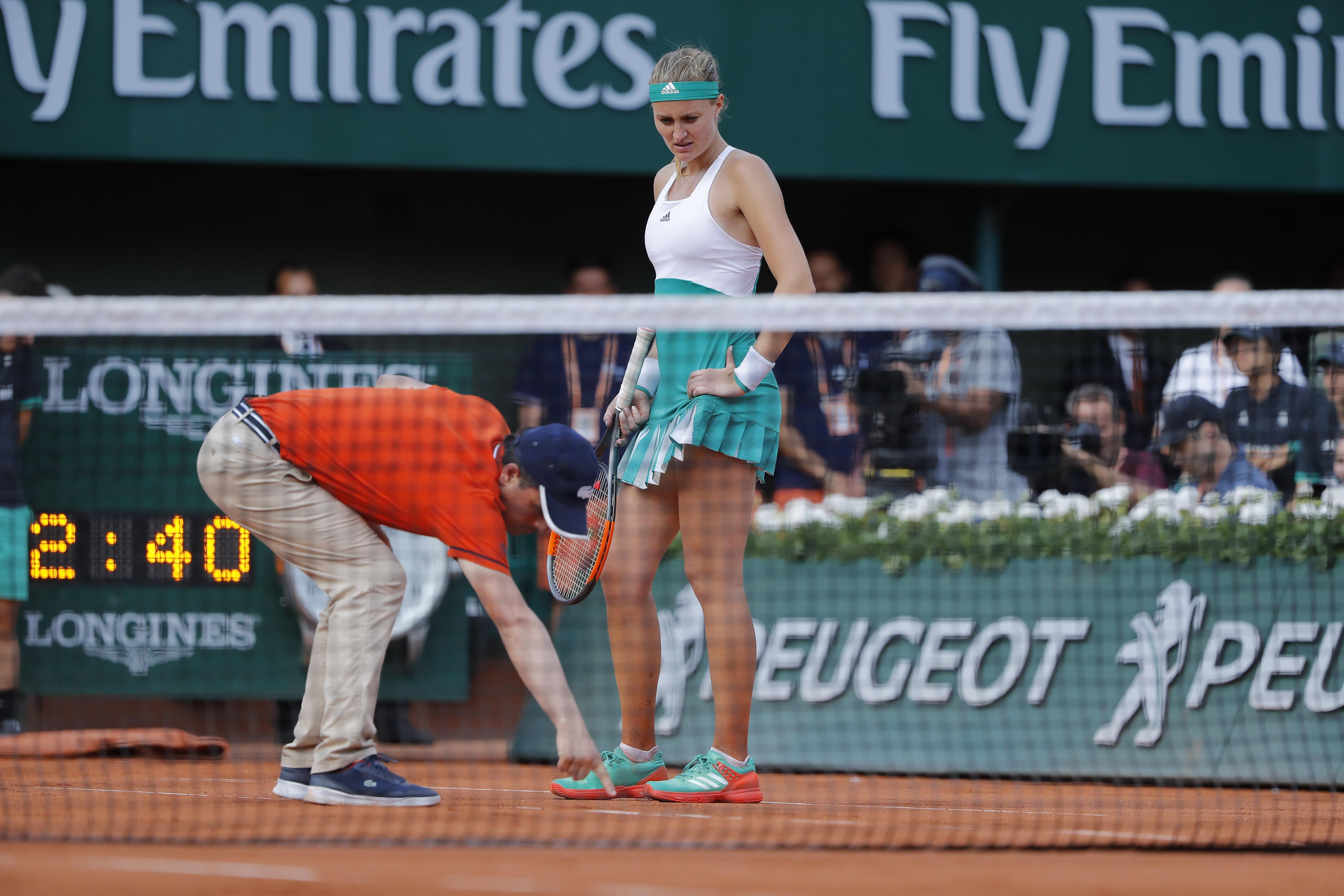 Tennis - Vers la disparition des juges de ligne en tennis ?