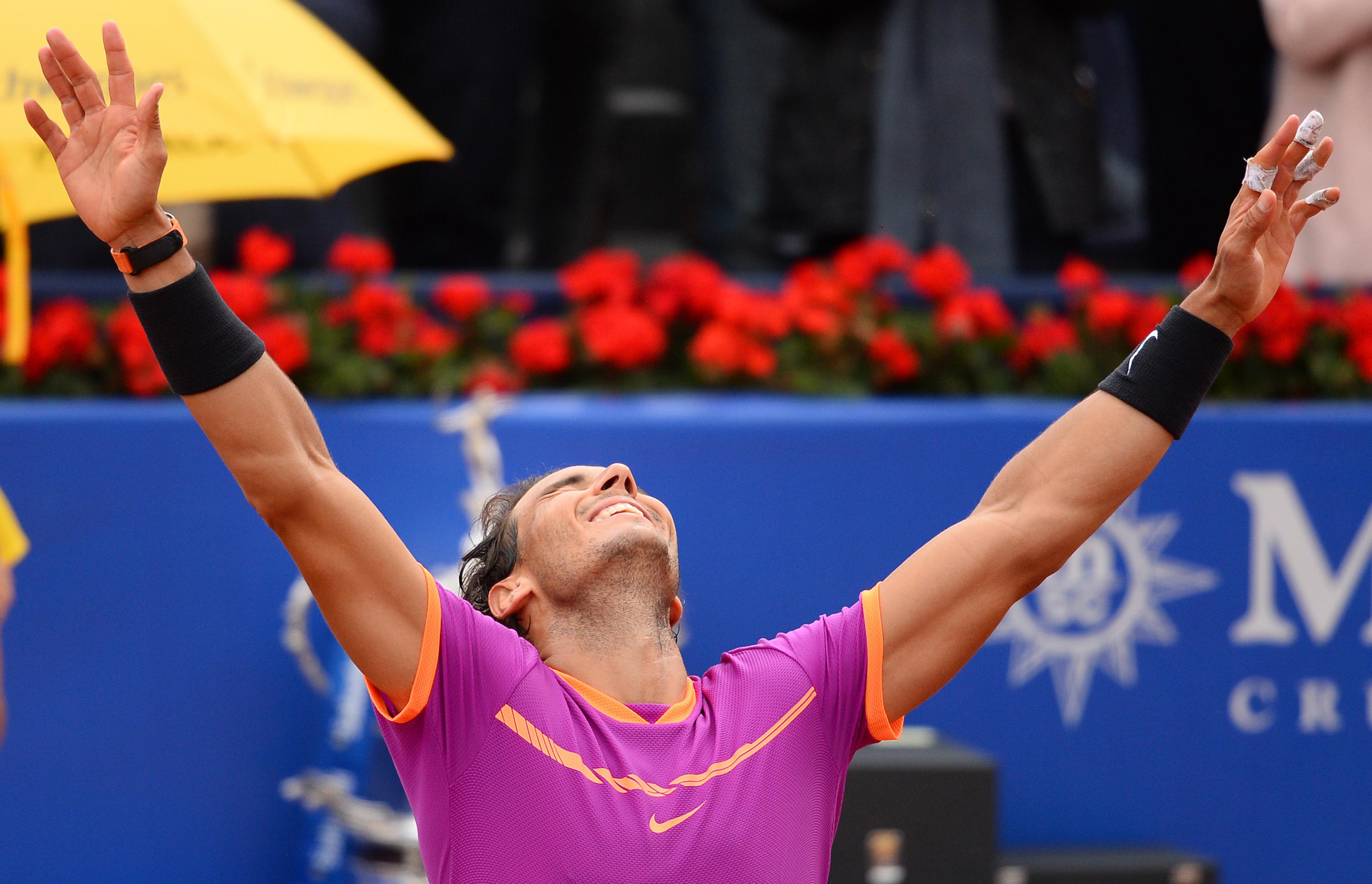 Tennis - ATP - 10e succès à Barcelone pour Nadal, vainqueur face à Thiem en finale