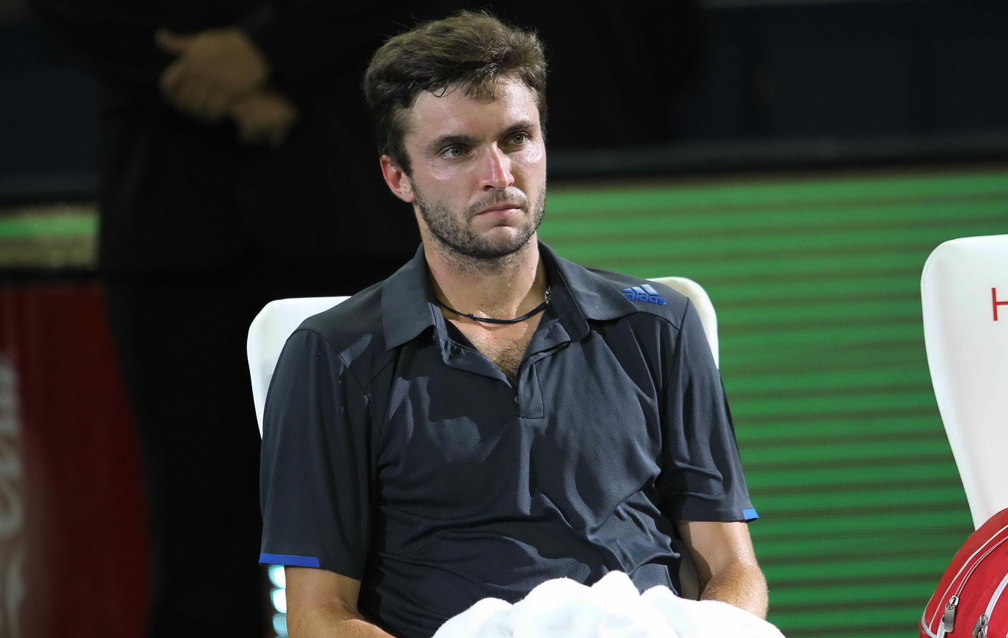 Tennis - ATP - A quoi joue Gilles Simon ?