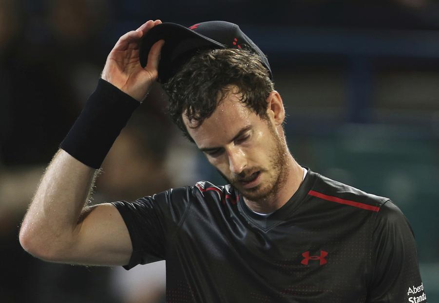 Tennis - ATP - Andy Murray renonce à l'Open d'Australie