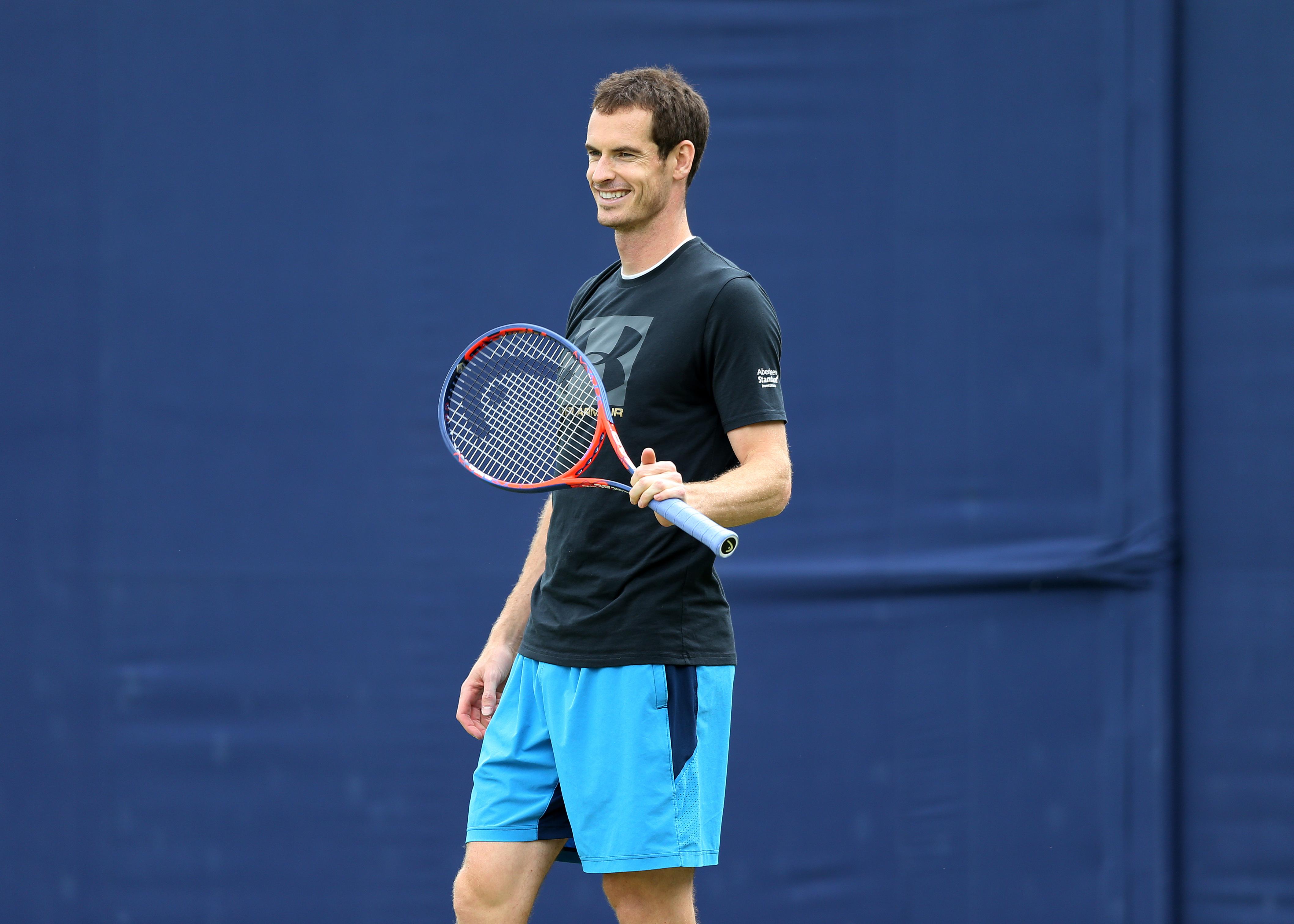 Tennis - ATP - Après un an d'absence, Andy Murray retrouve enfin les courts