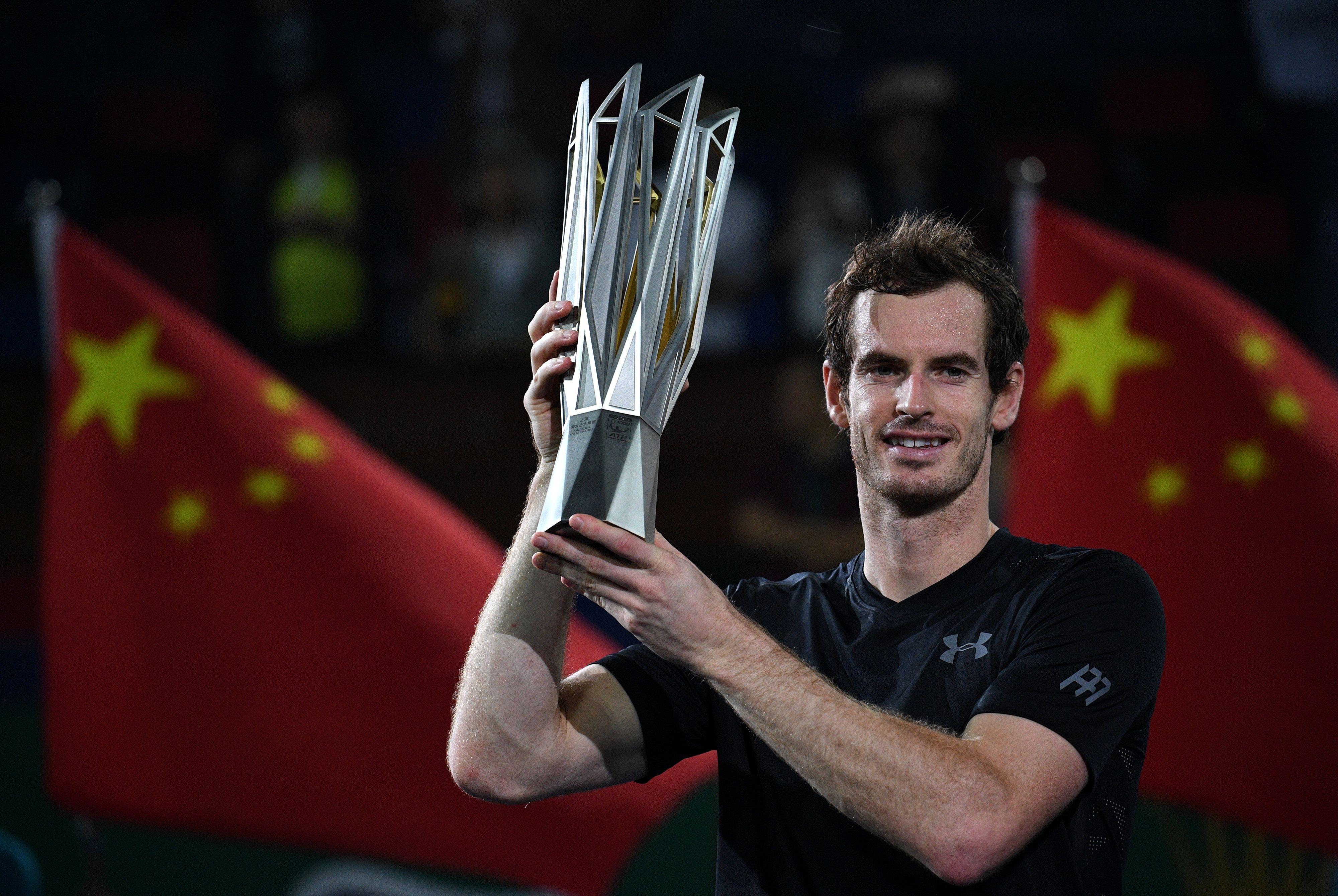 Tennis - ATP - Après Pékin, Murray s'impose aussi à Shanghai