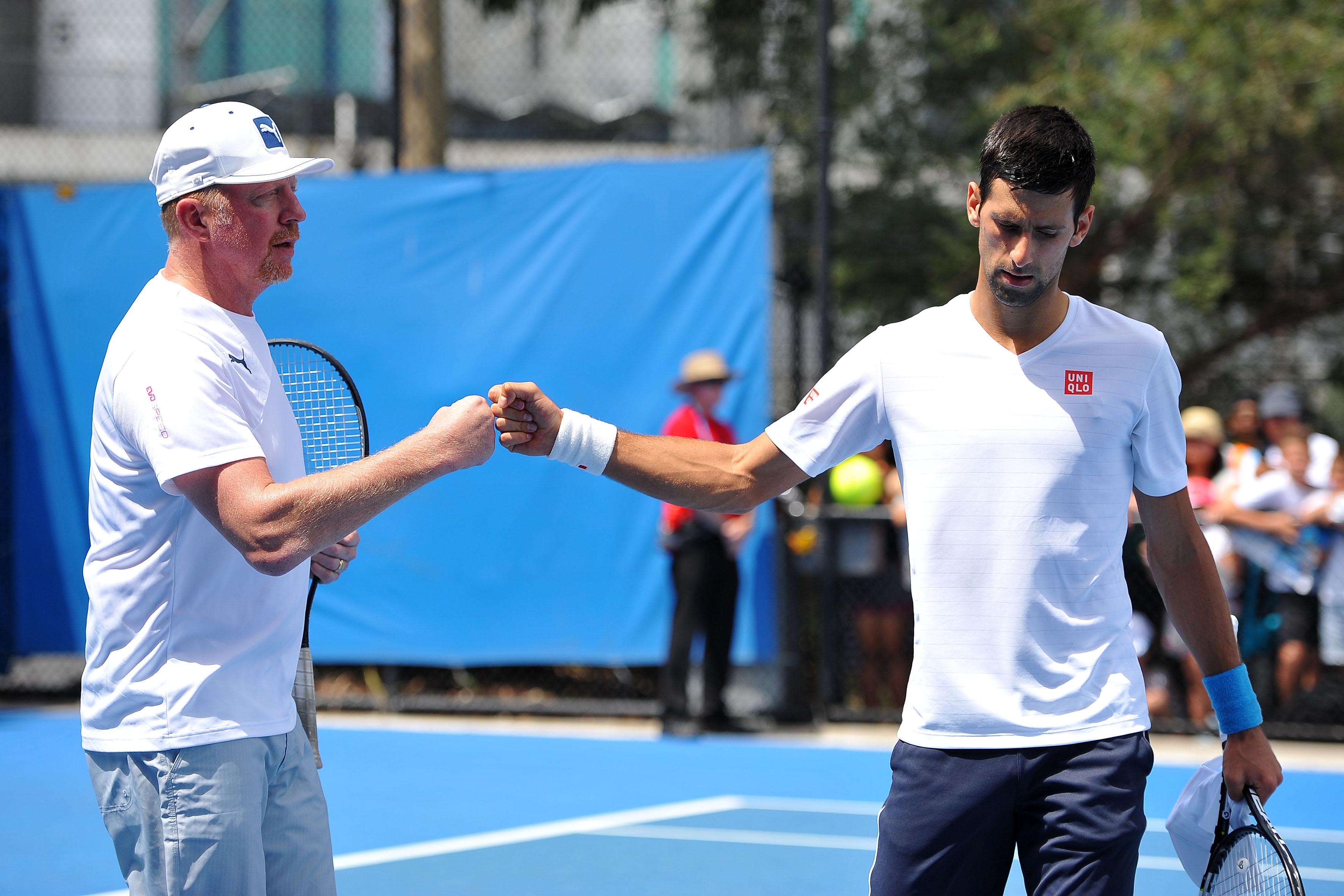 Tennis - ATP - Becker s'en prend à Murray après ses propos sur le dopage