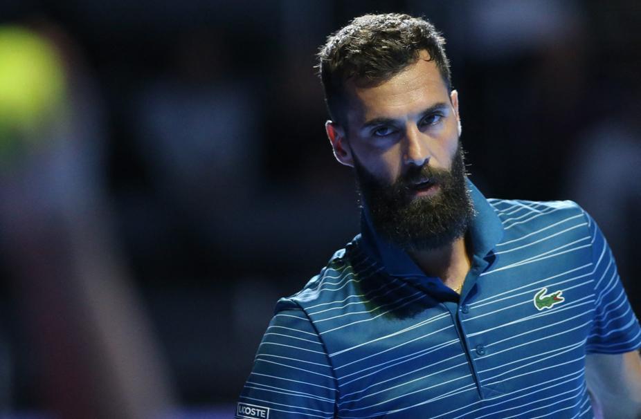 Tennis - ATP - Benoît Paire: «â€ŠJ'adore le tennis mais j'ai d'autres choses dans la vie»
