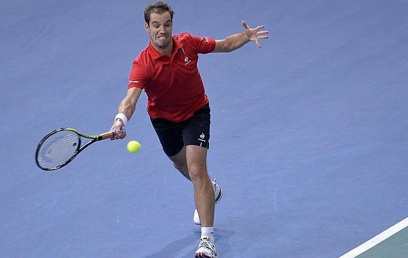 Tennis : ATP - C?est d�j� fini pour Gasquet