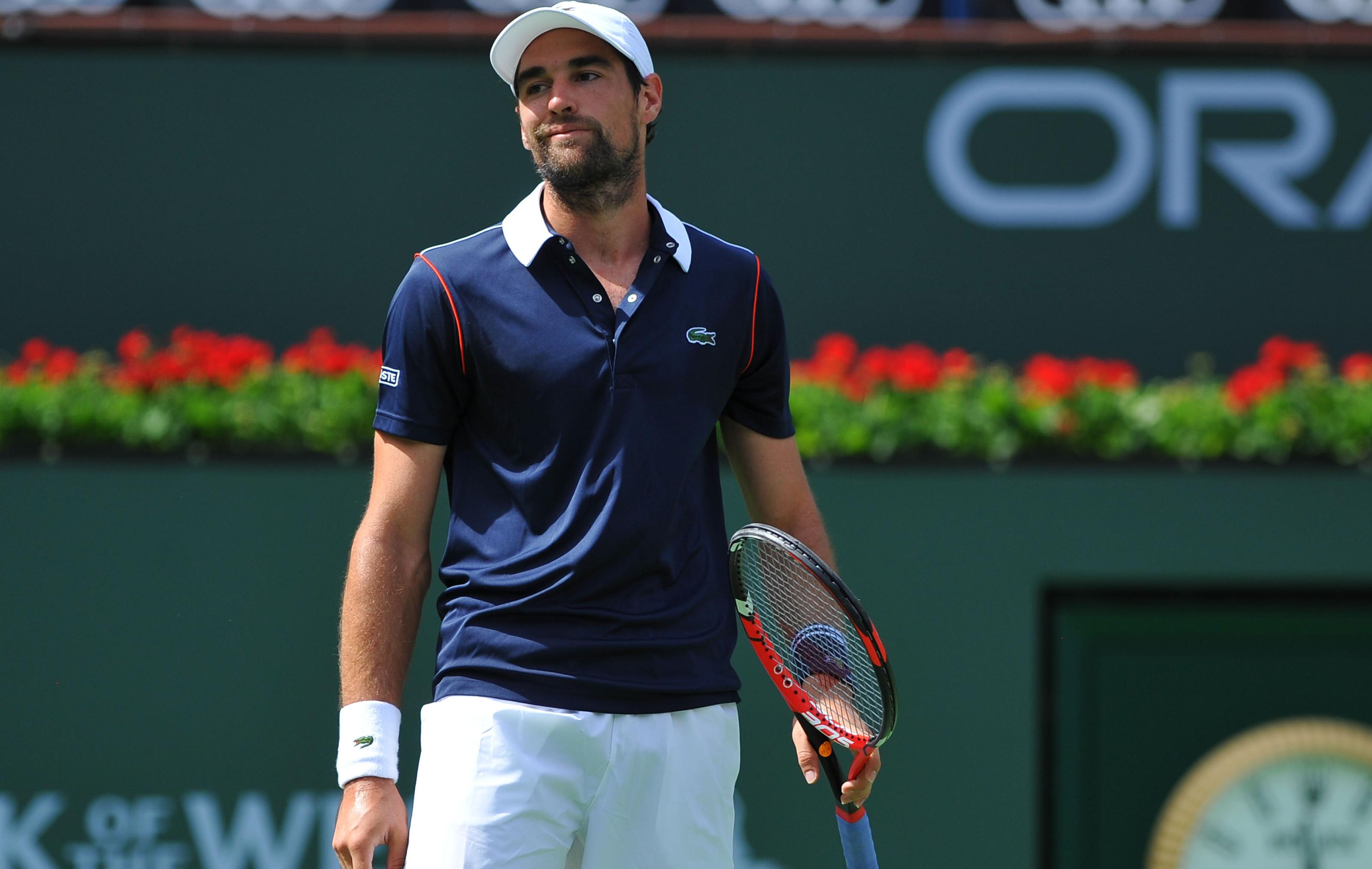 Tennis - ATP - Chardy pas loin de l'exploit
