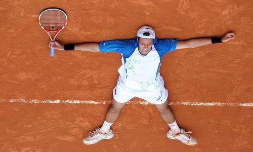 Chela, l'au revoir d'un personnage - ATP - Tennis -