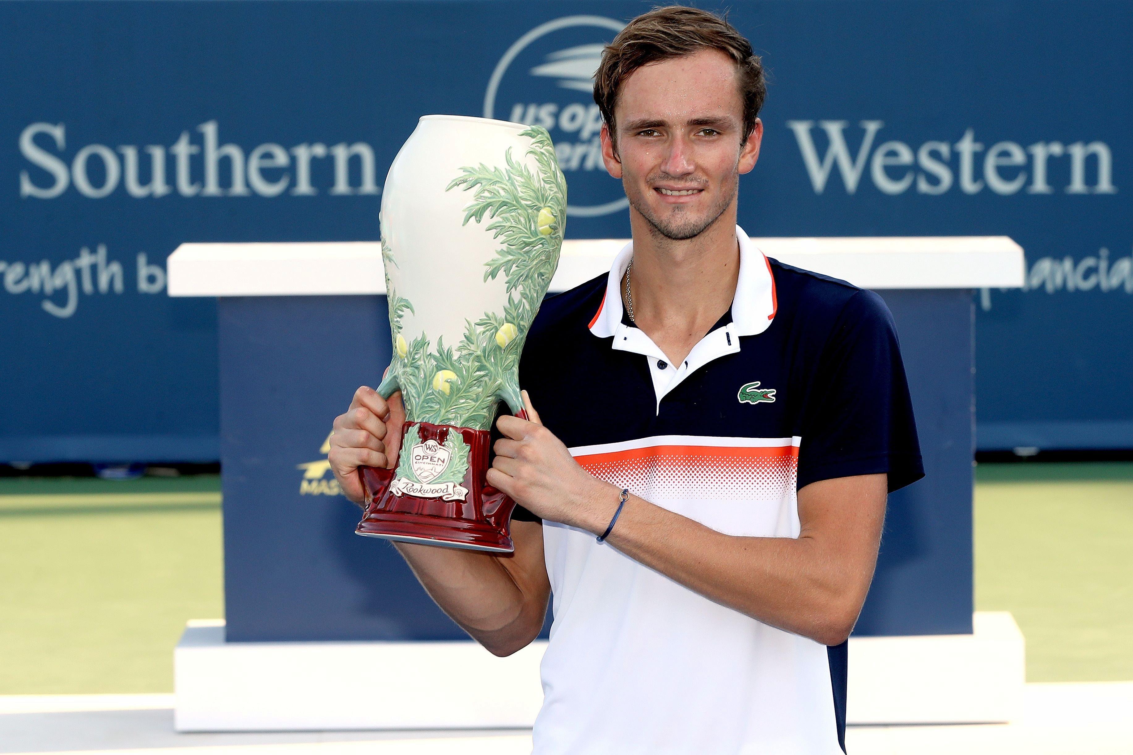 Tennis - ATP - Cincinnati : Daniil Medvedev remporte son premier Masters 1000