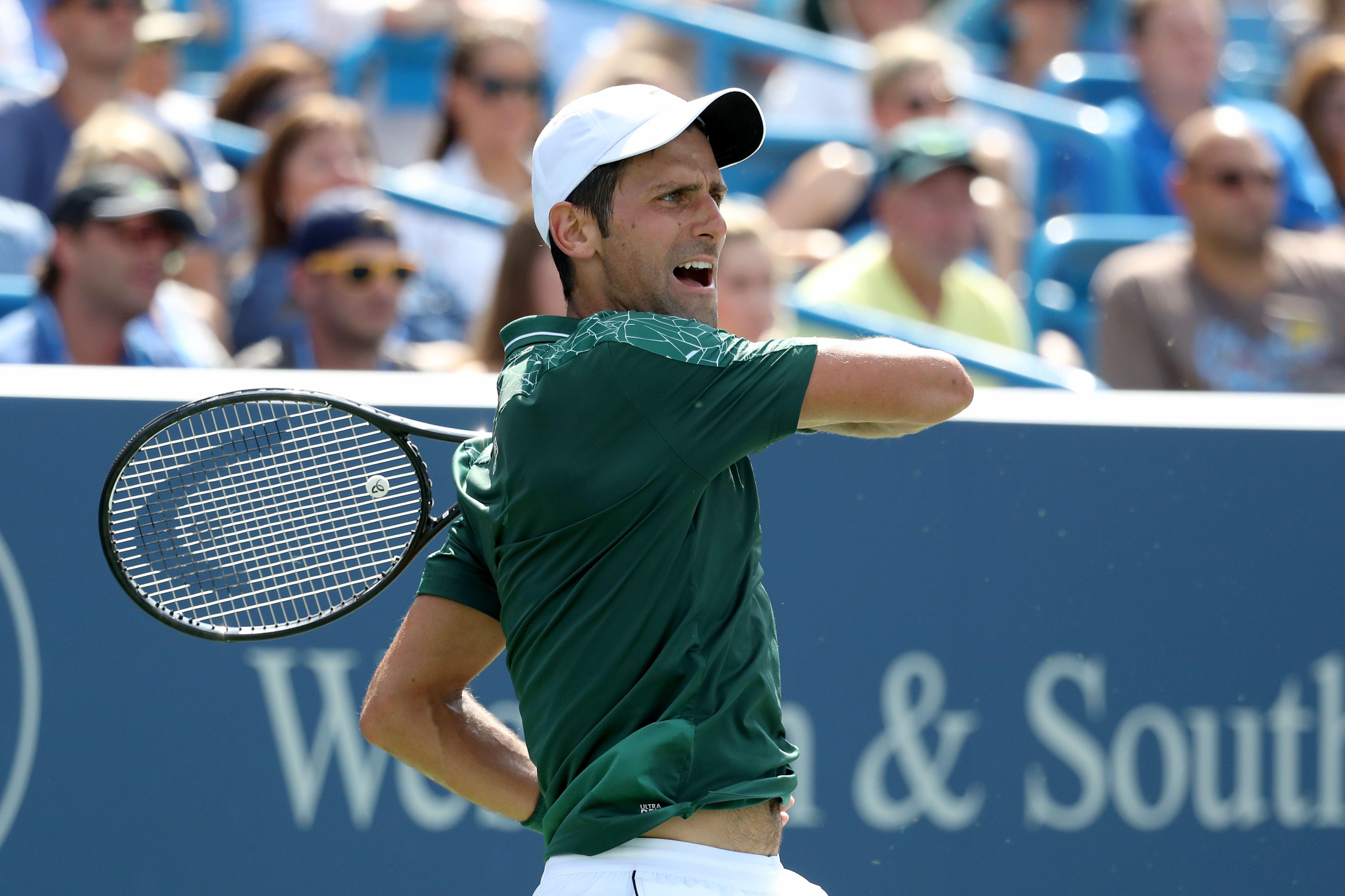 Tennis - ATP - Cincinnati : Djokovic et Federer ont rendez-vous avec l'histoire