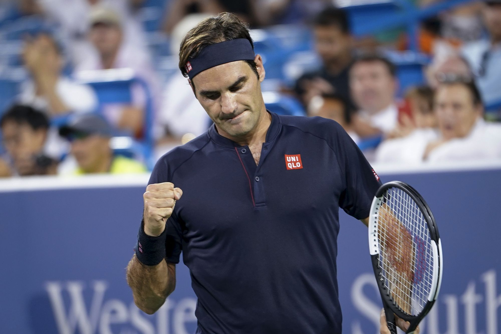 Tennis - ATP - Cincinnati : Djokovic et Federer toujours en course