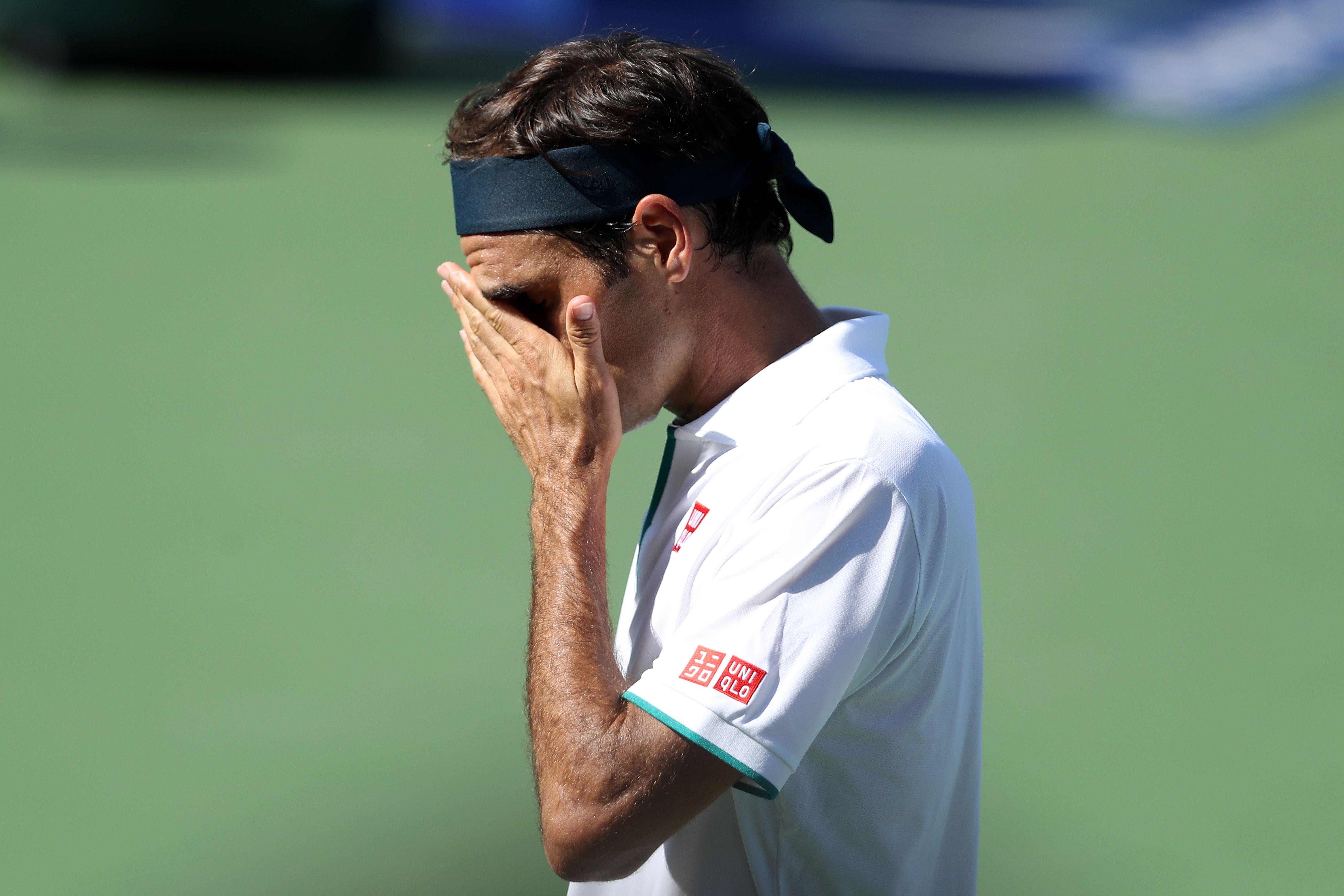 Tennis - ATP - Cincinnati : Federer prend la porte, Pouille défie Djokovic