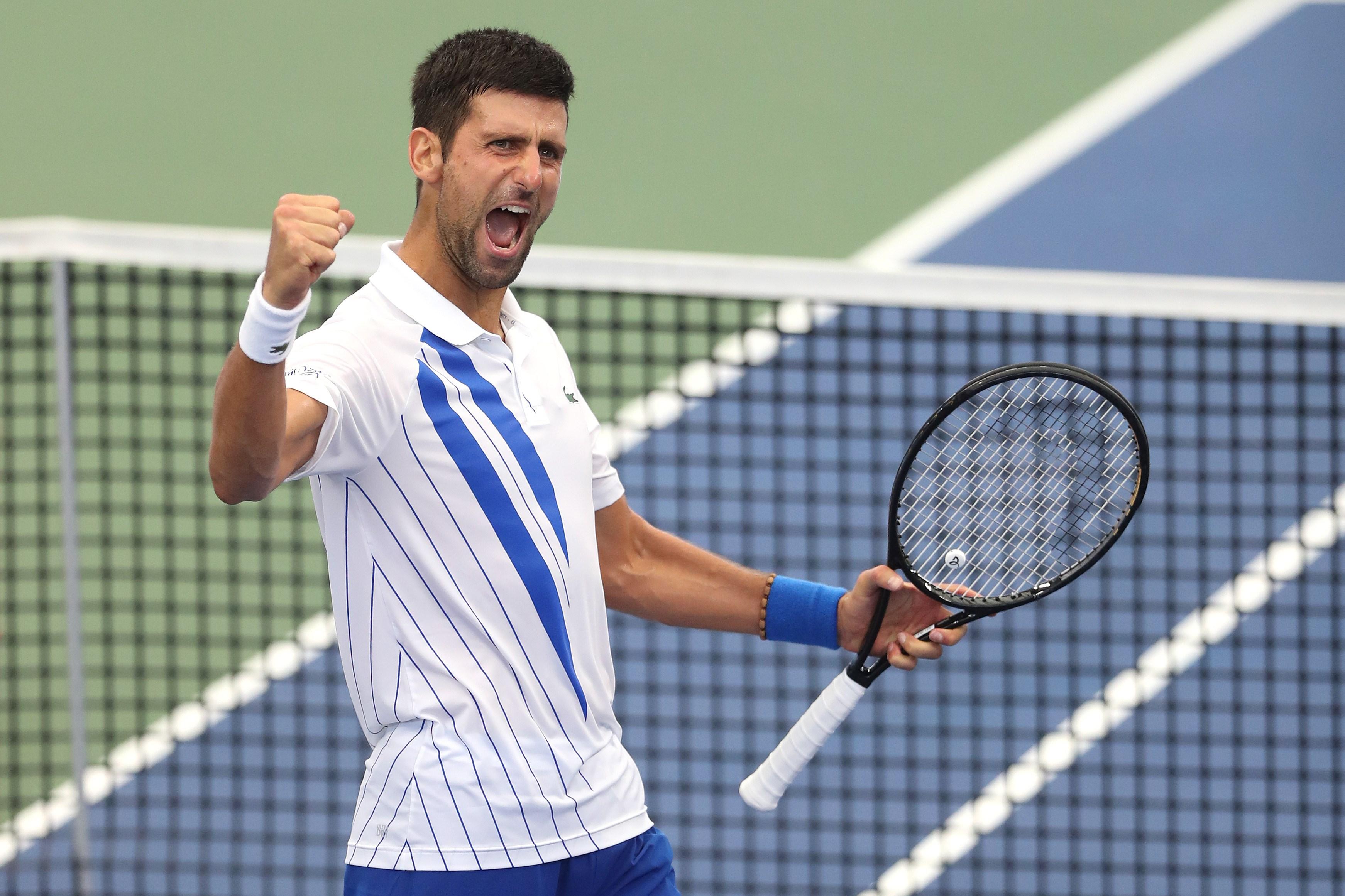 Tennis - ATP - Cincinnati : Novak Djokovic, invaincu en 2020, s'adjuge un 35e Masters 1000 en carrière