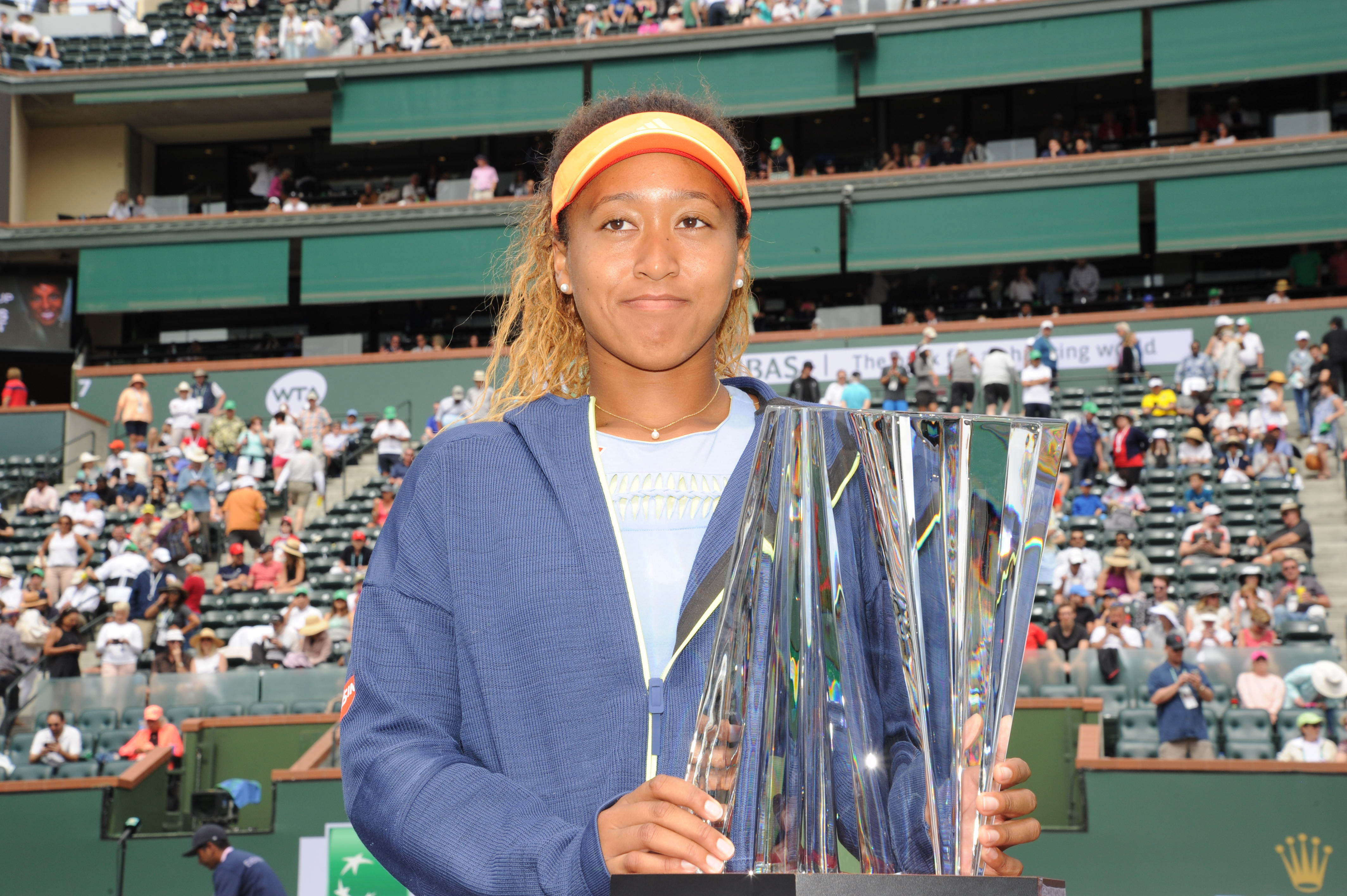 Tennis - ATP - Cinq choses à savoir sur Naomi Osaka, titrée à Indian Wells