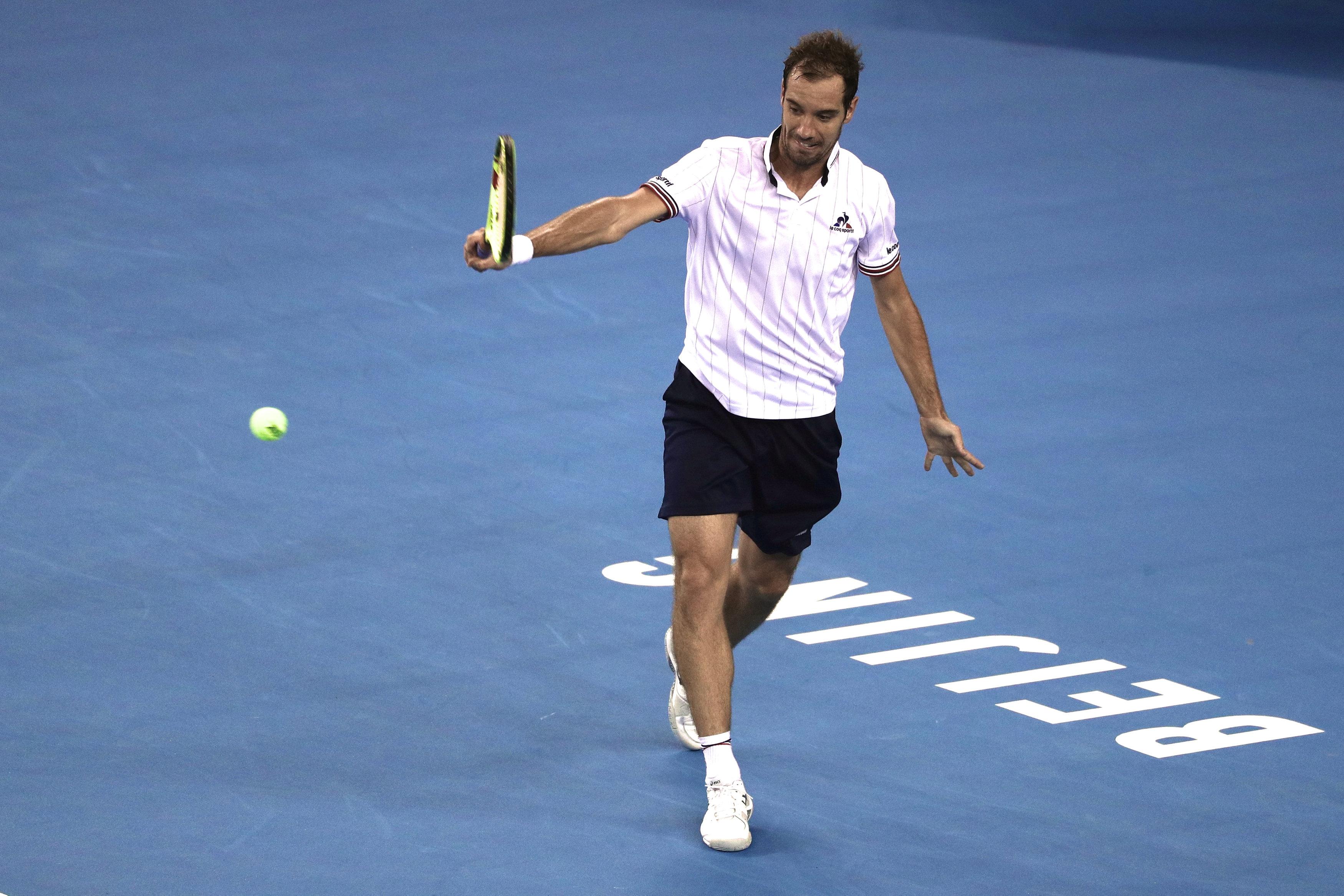 Tennis - ATP - Gasquet prend la porte, Tsonga et Monfils tracent leur route