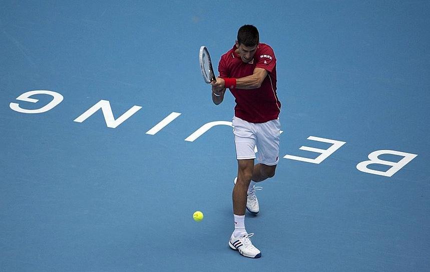 Tennis : ATP - Djokovic est �galement bien l�