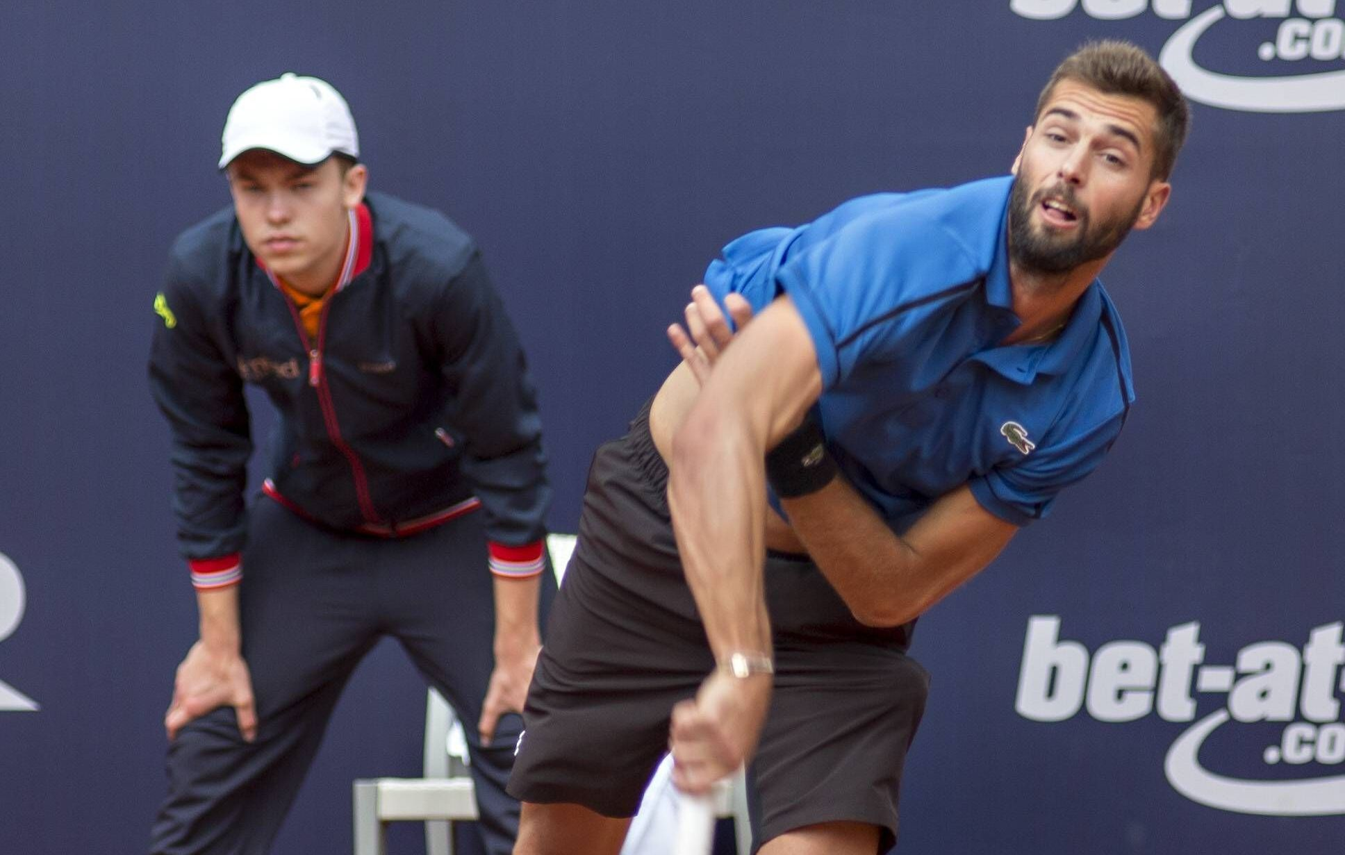 Tennis - ATP - Djokovic et Nadal s?offrent Paire et Chardy