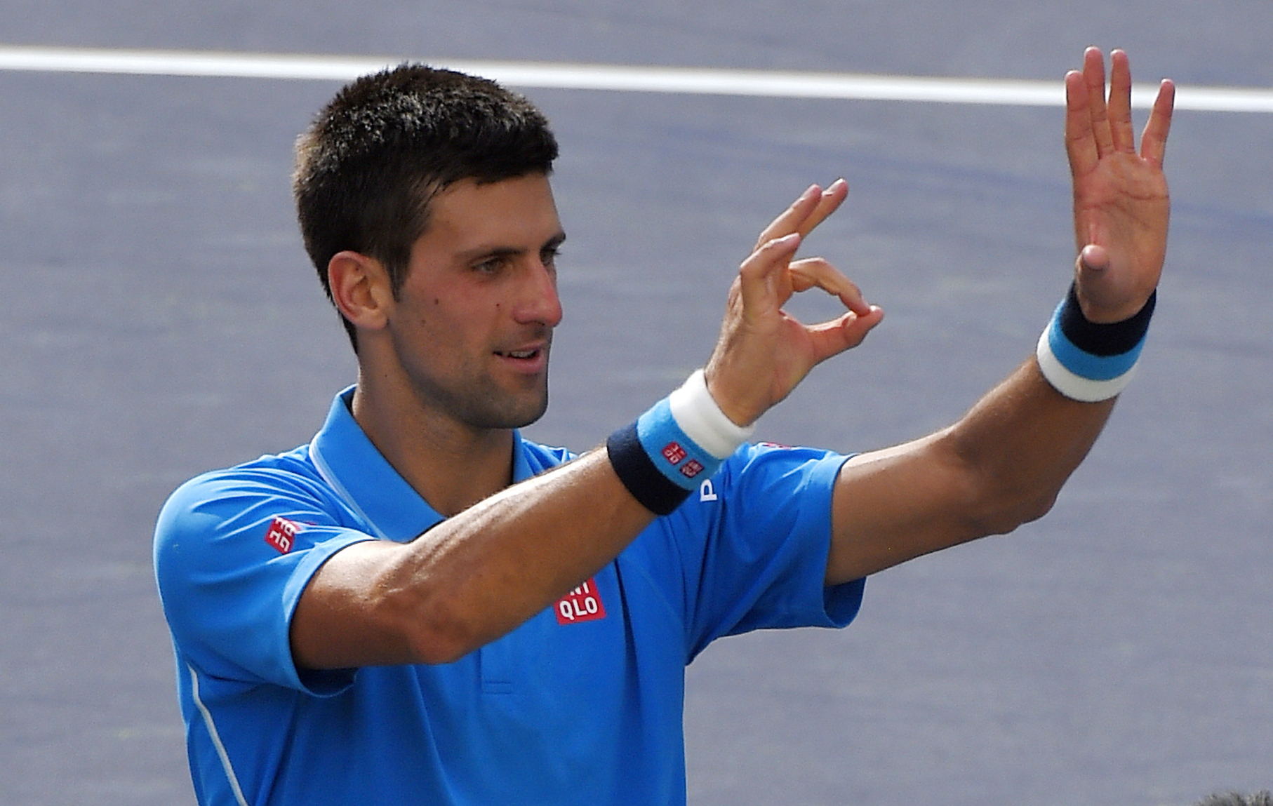 Tennis - ATP - Djokovic : �Je suis au pic de ma carri�re�