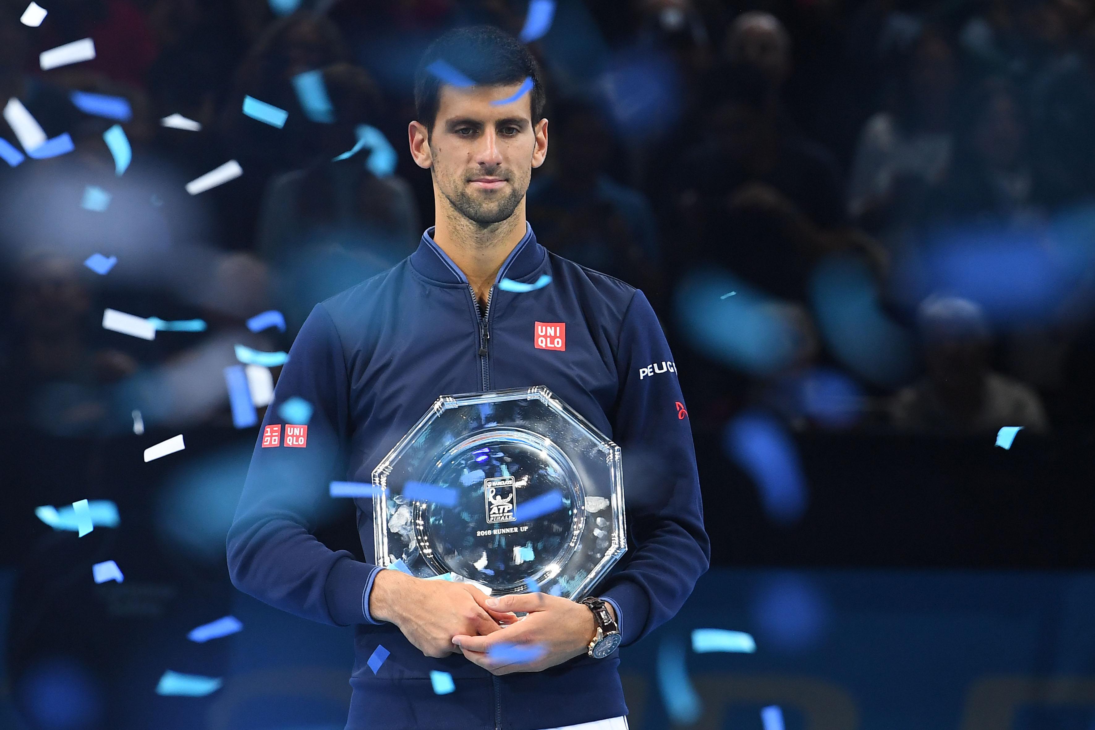 Tennis : ATP - Djokovic : «Le moment de laisser la raquette de côté»