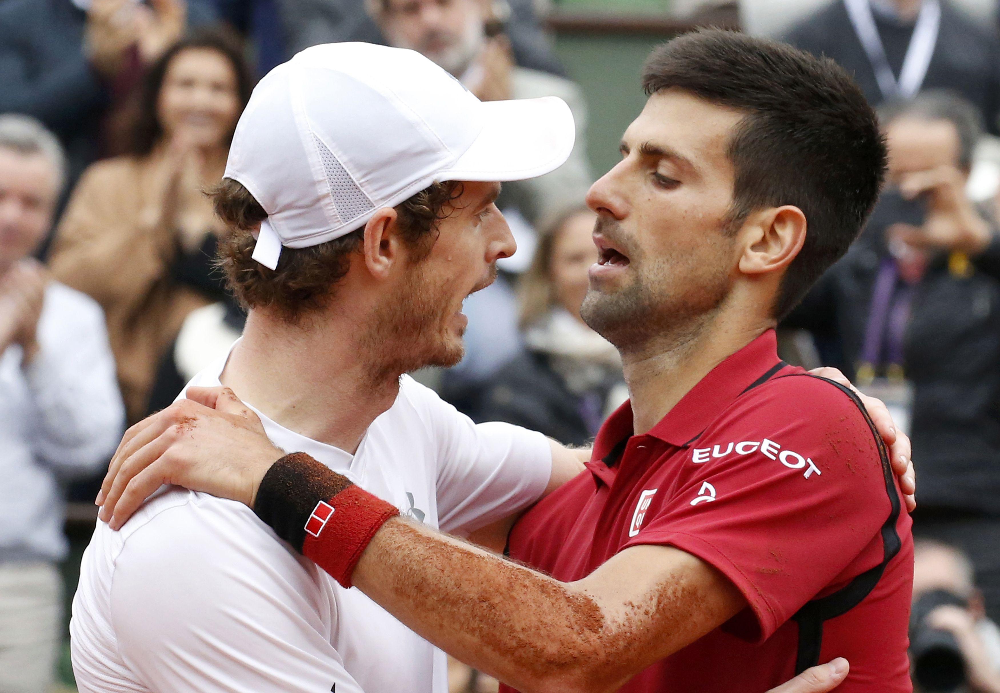 Tennis : ATP - Djokovic-Murray : une finale du Masters pour le trône mondial