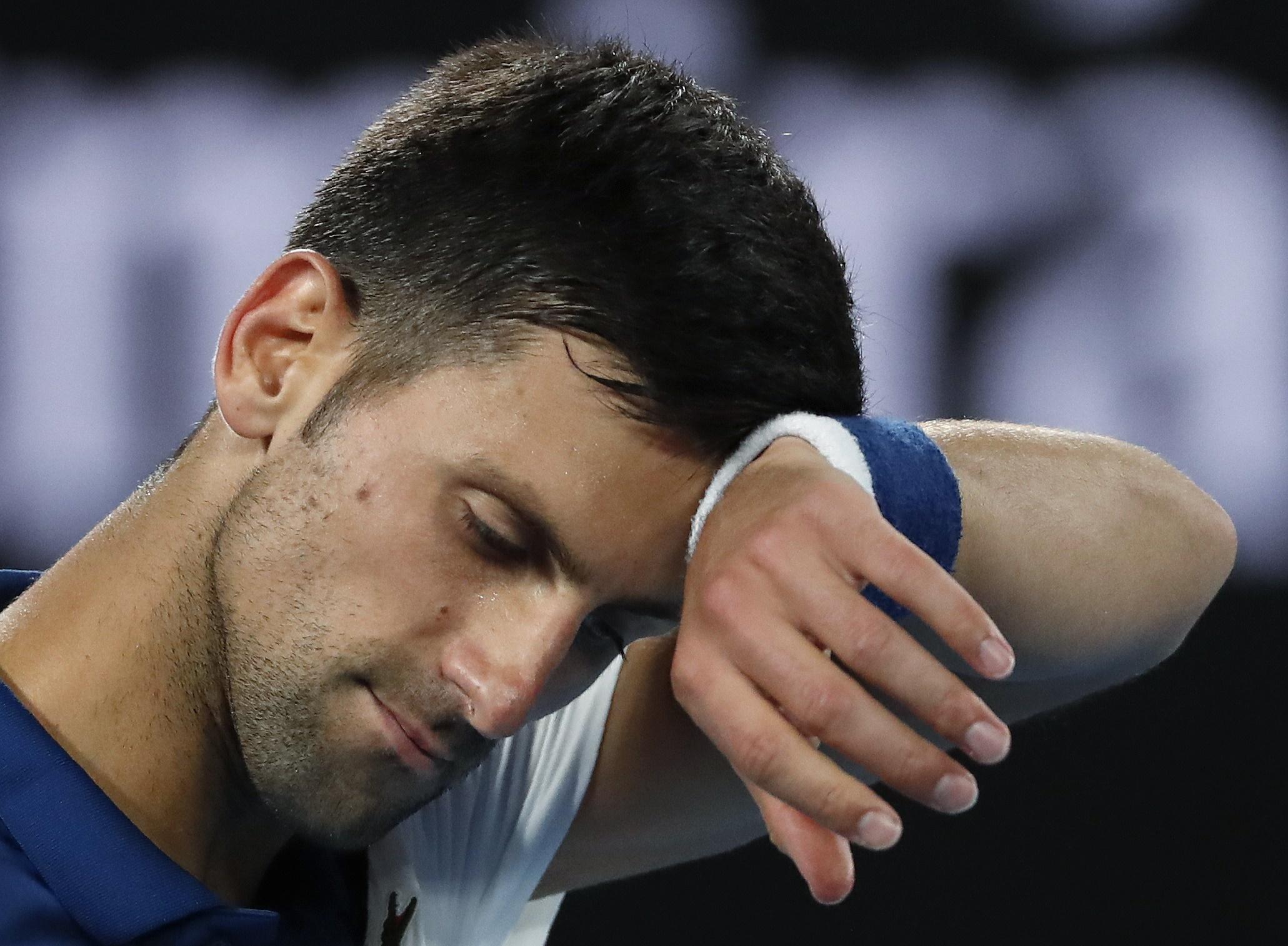 Tennis - ATP - Djokovic opéré du coude et «confiant» sur sa convalescence