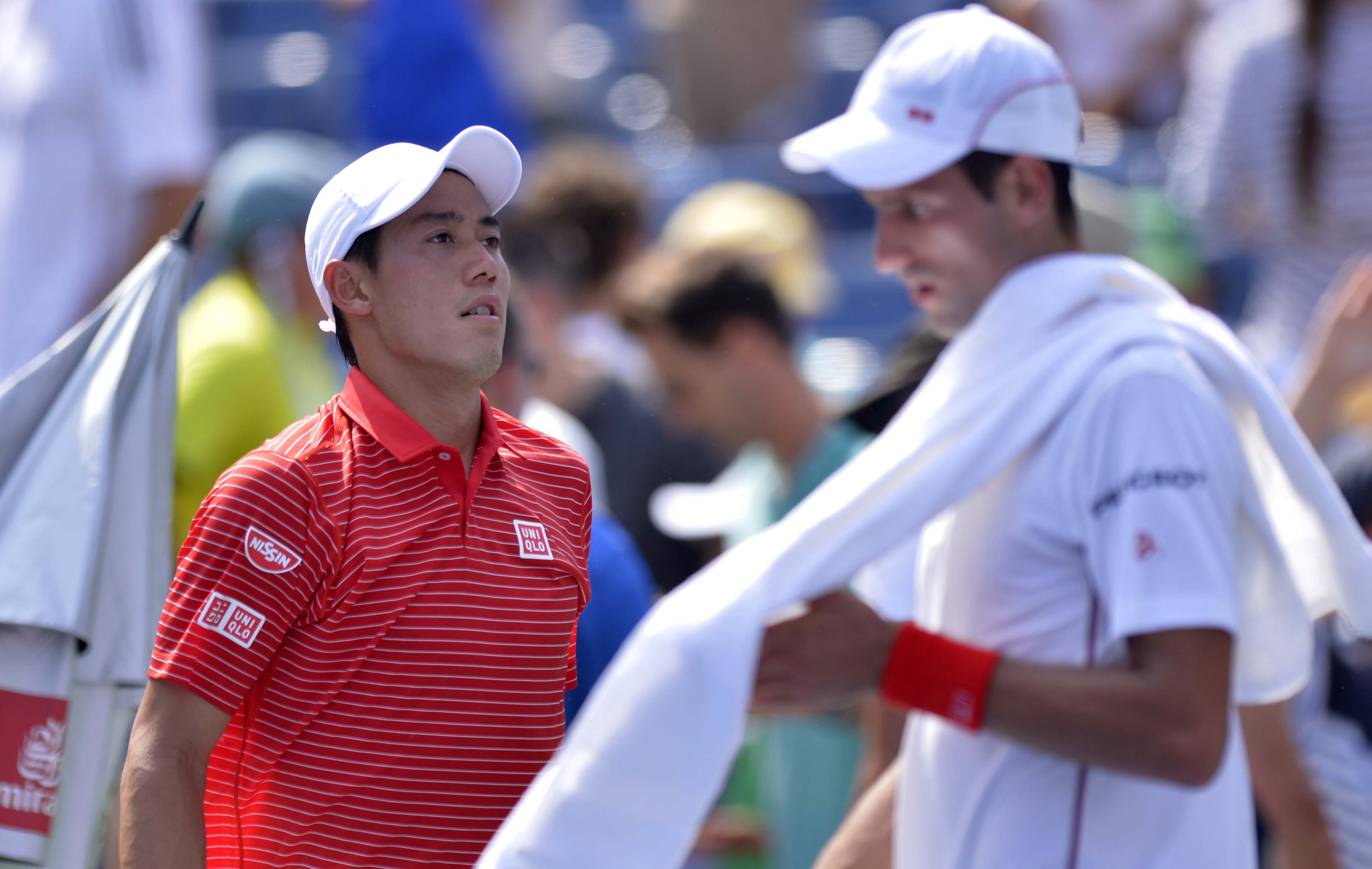 Tennis : ATP - Djokovic pr�t pour la revanche contre Nishikori