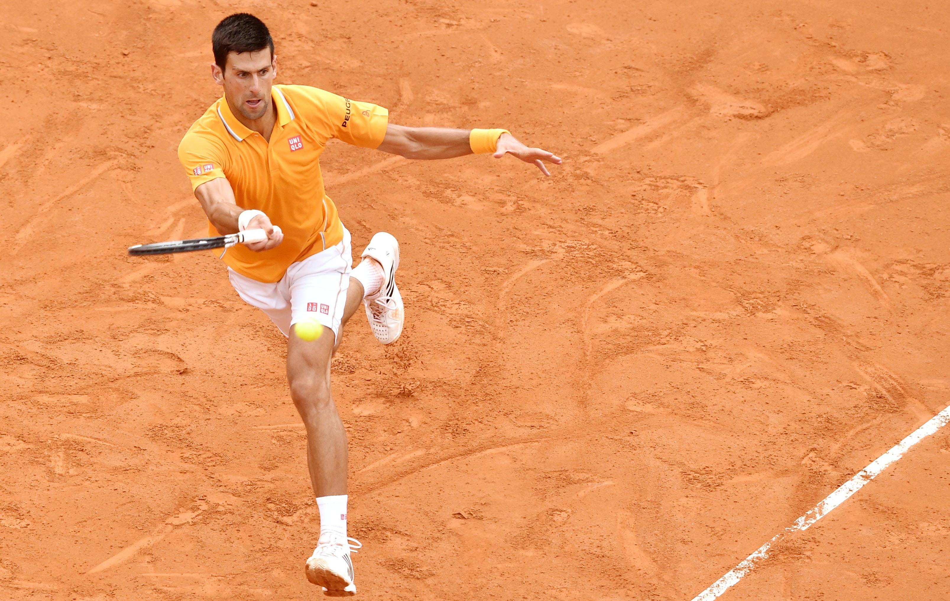 Tennis : ATP - </b>Djokovic, seul sur la plan&#232;te tennis